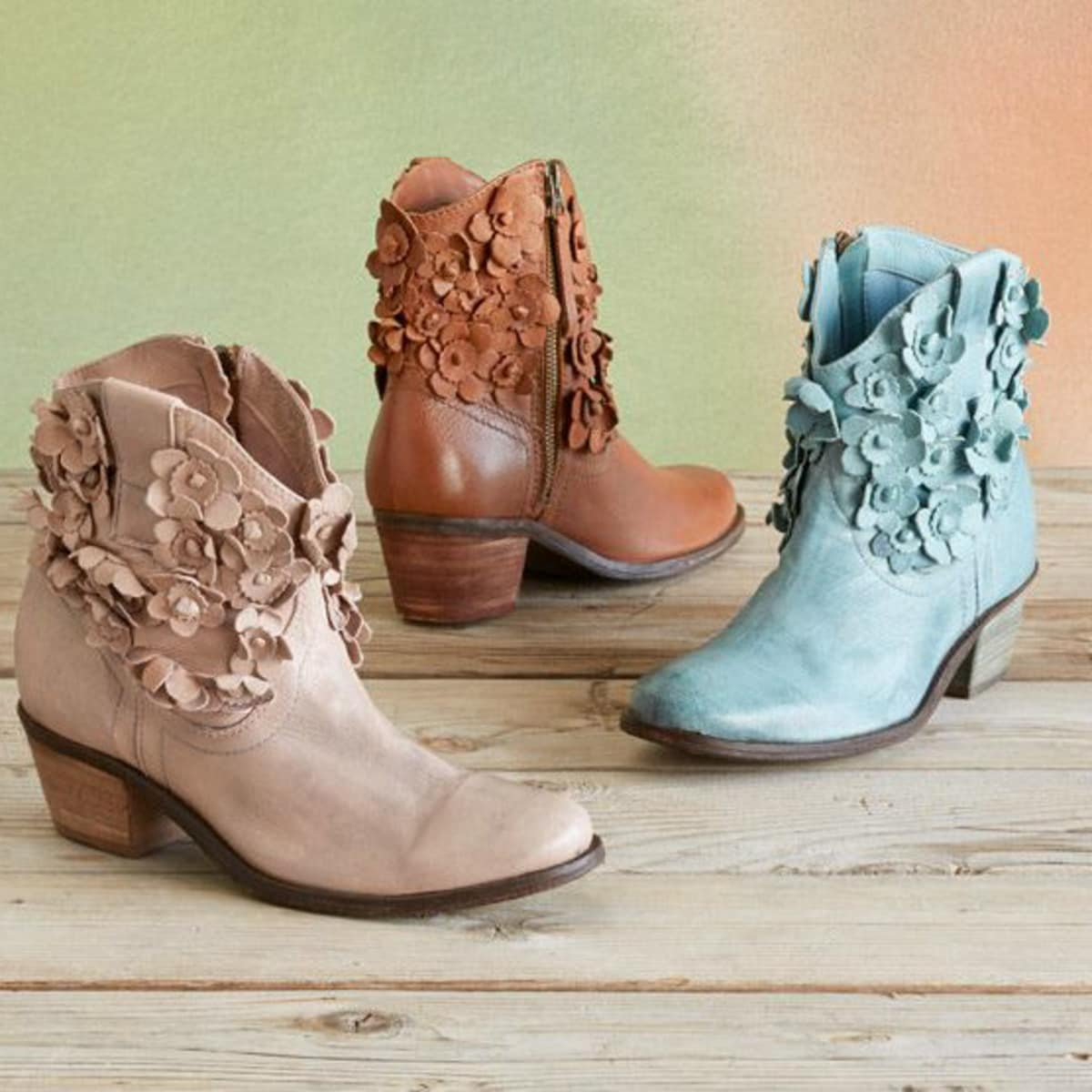 Boots from Cowbabes