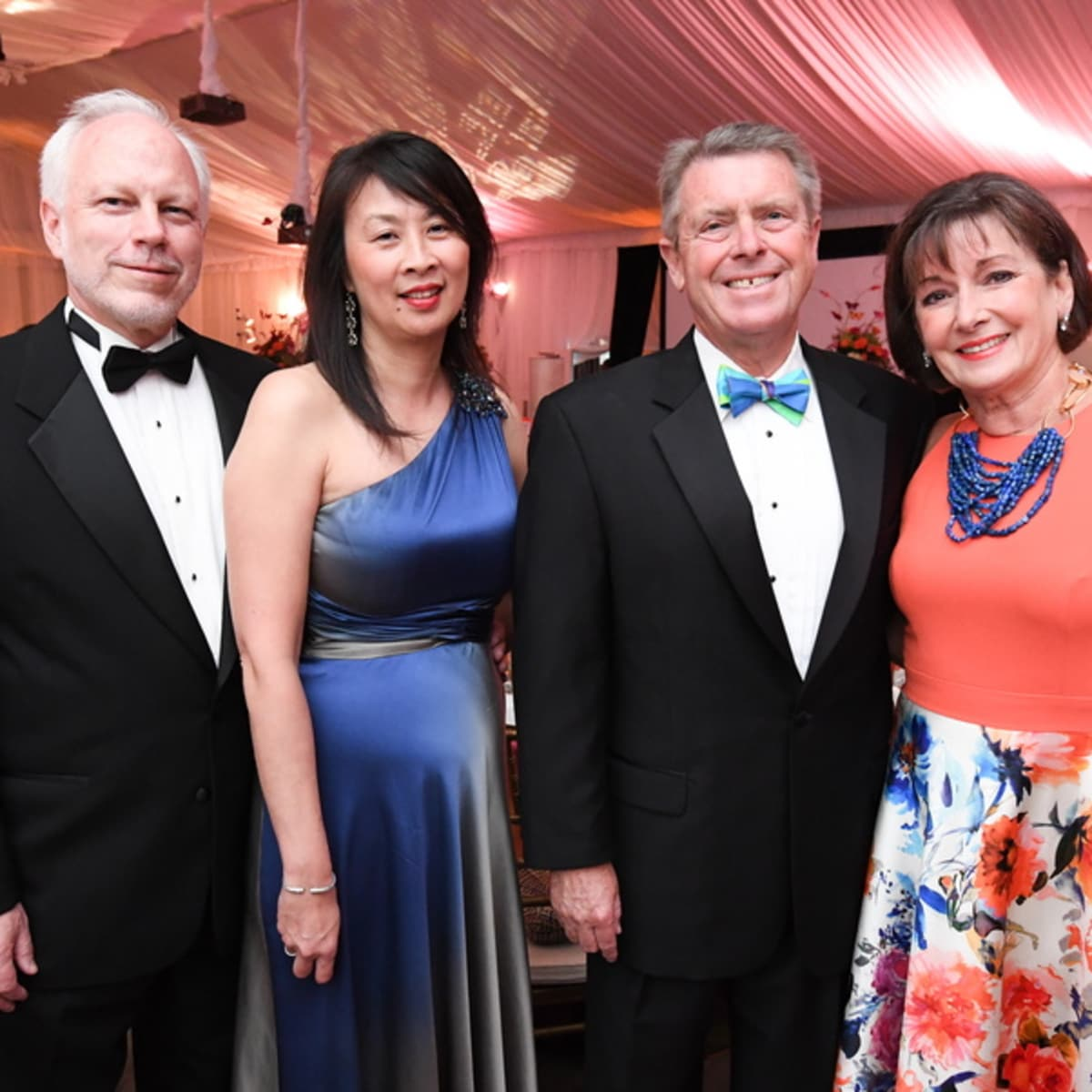 Zoo Ball, 4/2016, Lee Ehmke, Sue Chin, Cathy Cleary, Joe Cleary