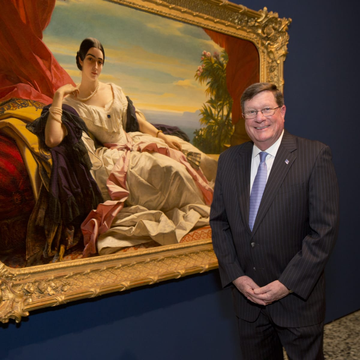 MFAH High Society, 4/16, Jim Weaver