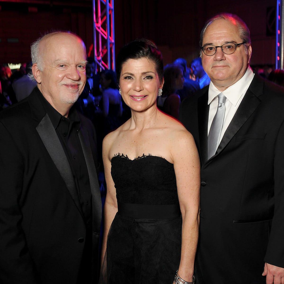 Alley Gala 4/2016, Gregory Boyd, Cynthia Petrello, Tony Petrello