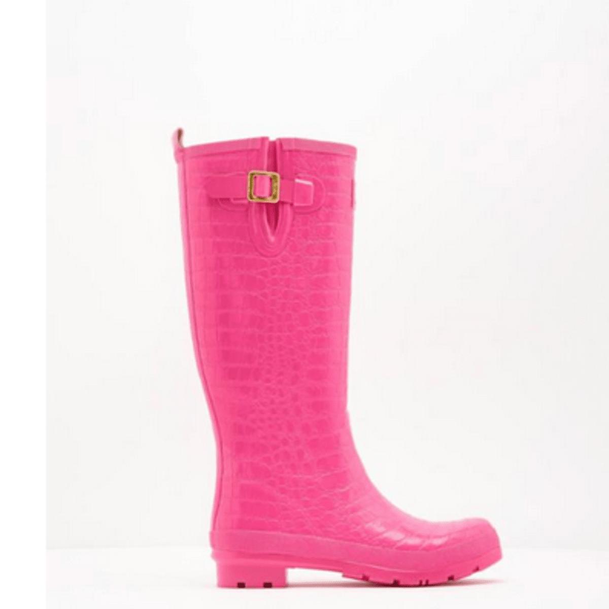 Crockington Textured Rain Boots, $84.95