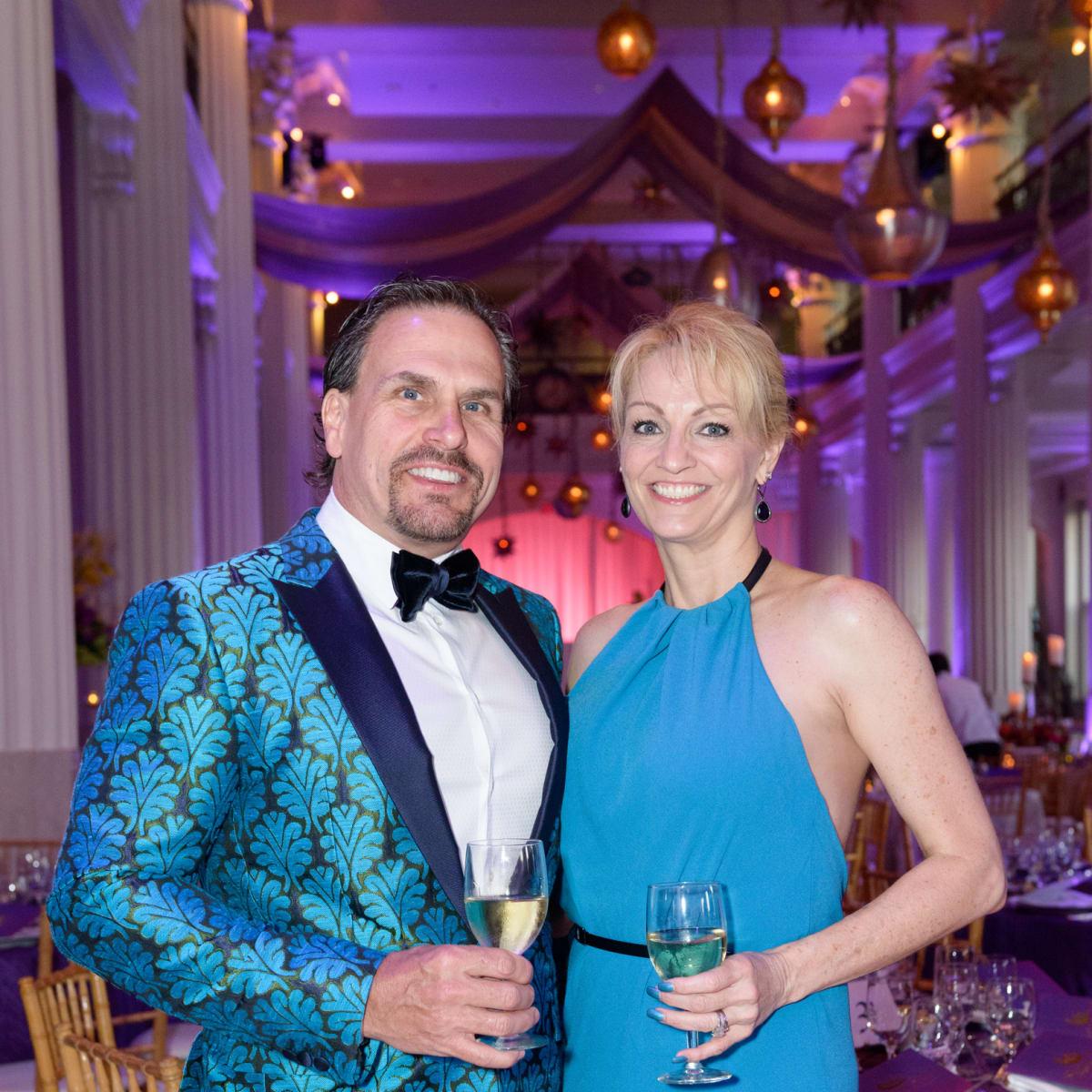 SPA, Gala April 2016,  Duke Ensell, C.C. Ensell