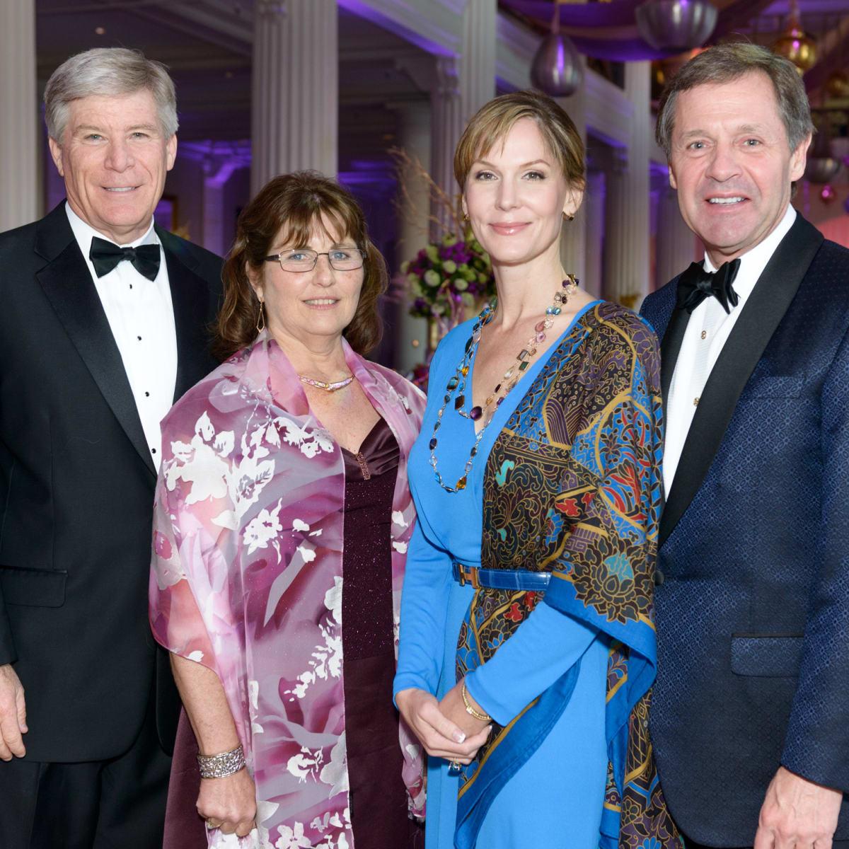 SPA, Gala April 2016, Sharon Taylor, Tim Taylor, Katherine Murphy, Paul Murphy