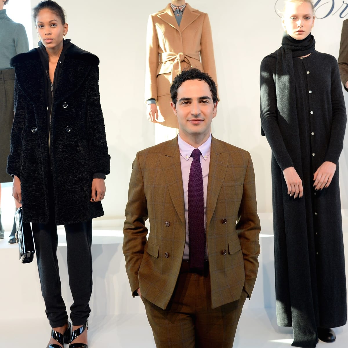 Zac Posen Brooks Brothers fall collection 2016