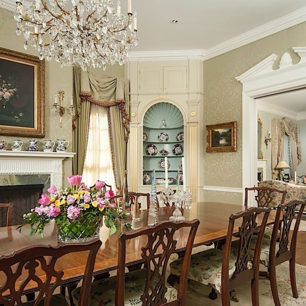 901 Kirby Dr. March 2016, dining room