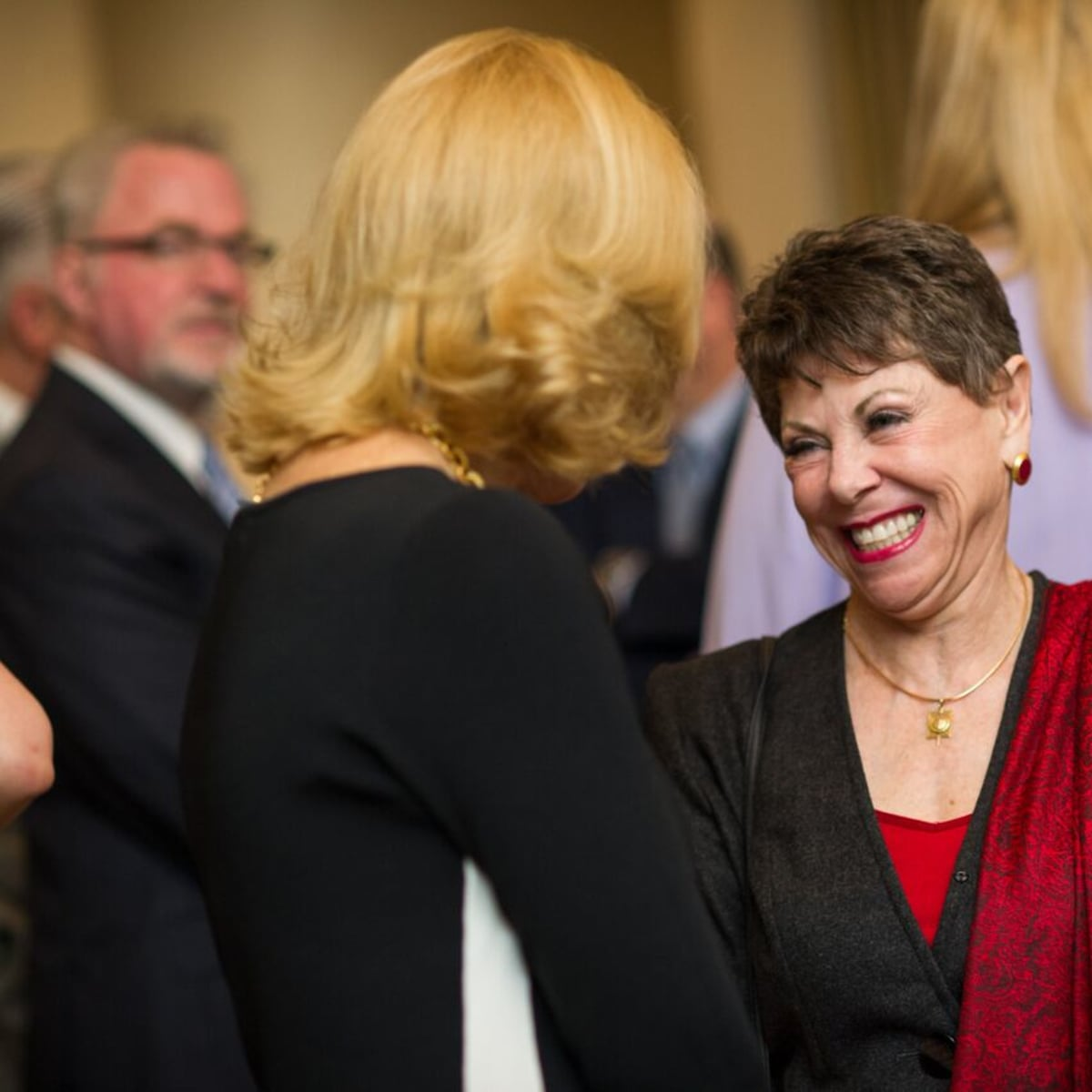 Christus Foundation Luncheon, March 2016, Sylvia Brauer