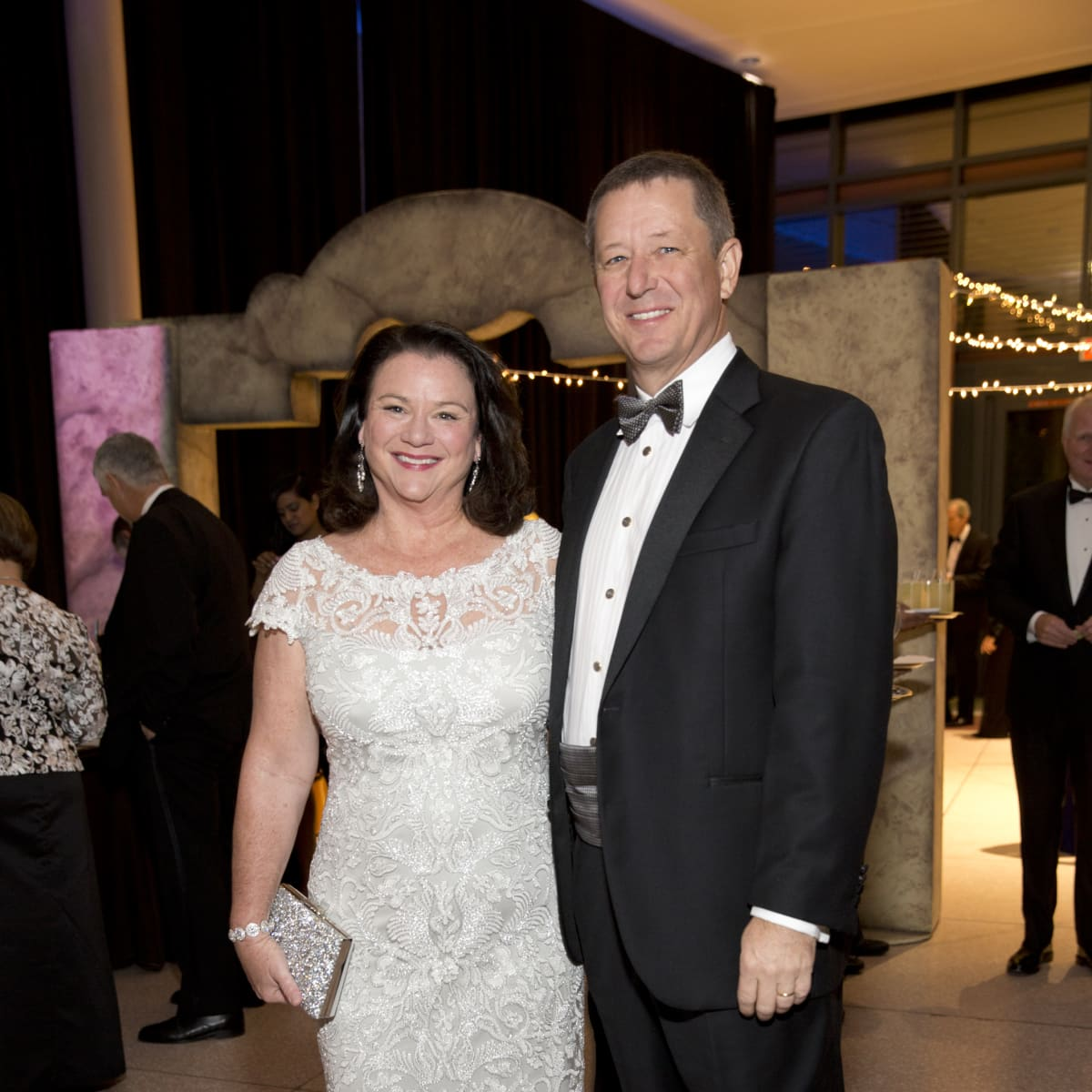 Museum of Natural Science gala, Mach 2016, Tara Wuthrich,  David Wuthrich