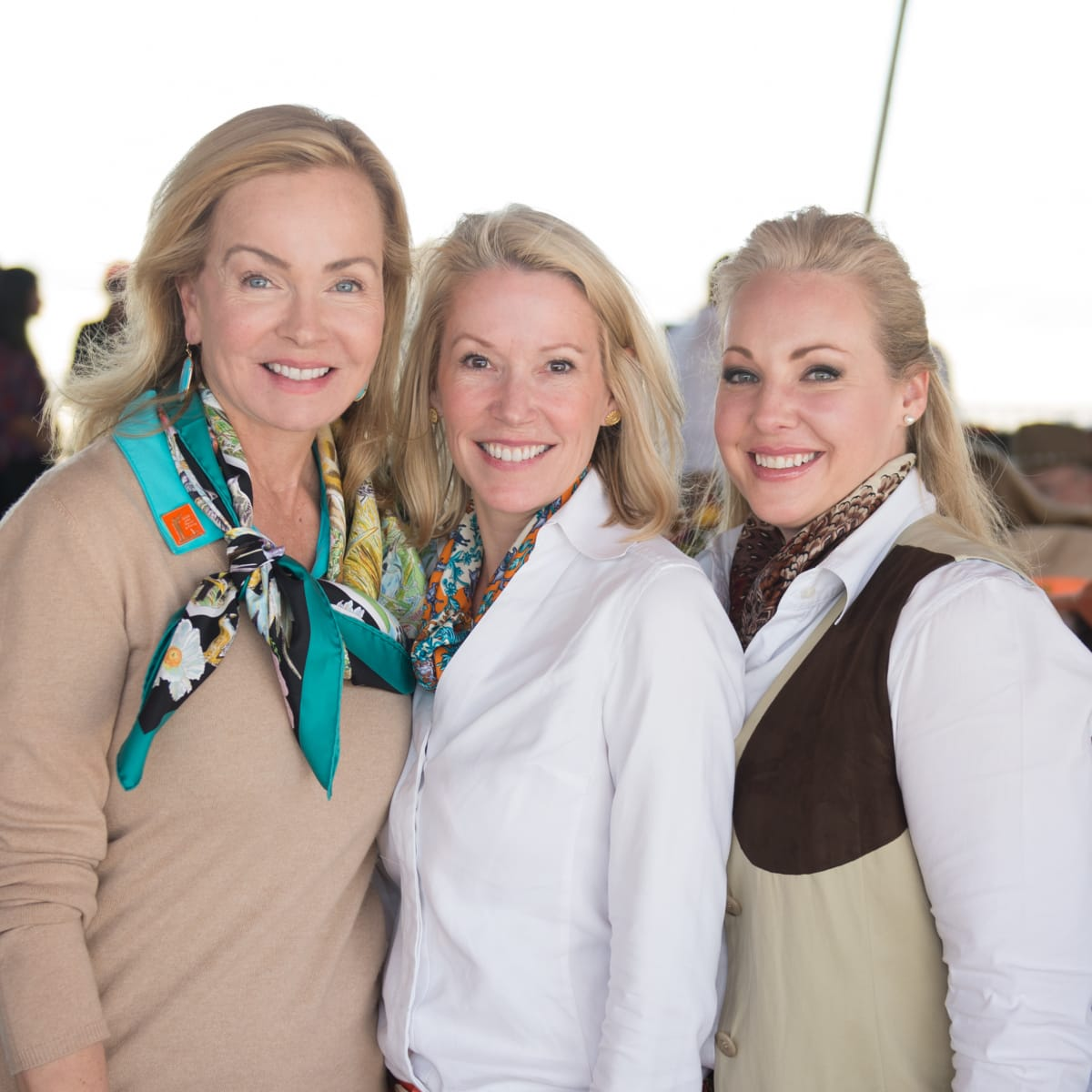 MFAH Fine Art of Shooting, March 2016, Alice Mosing; Claudia Oelman; Katherine Stacy