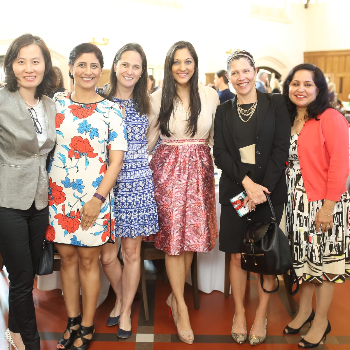 Breakthrough Houston, March 2016, Janice Nicholson_Yao Shen_Preity Bhagia_Pery Shure, Sippi Khurana, Michelle Miller, Nita Singhal