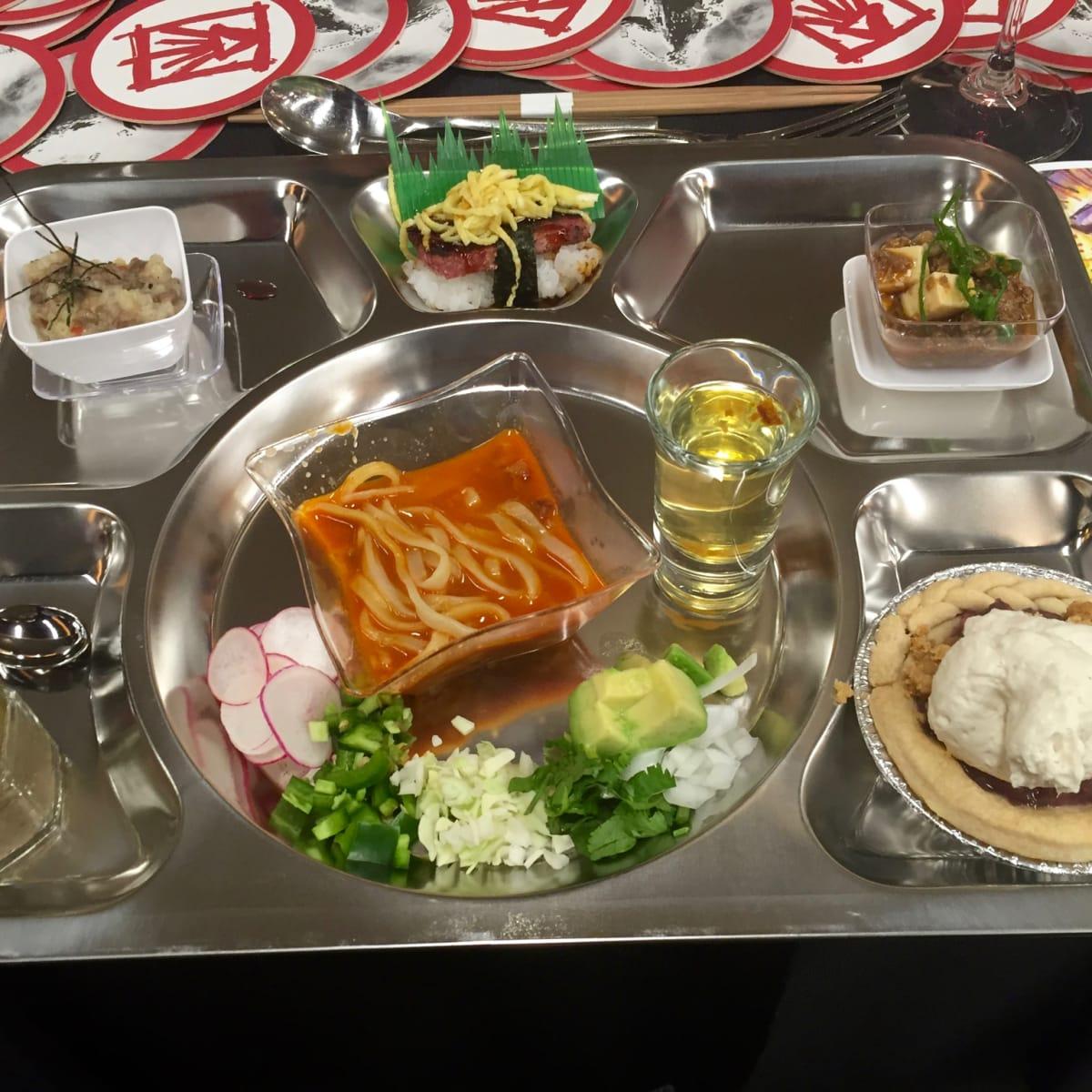 Cochon 555 Izakaya dishes