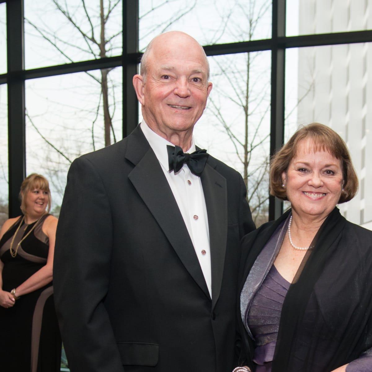 Komen Foundation Gala, Feb. 2016, Stephen Marmion, Jane Marmion
