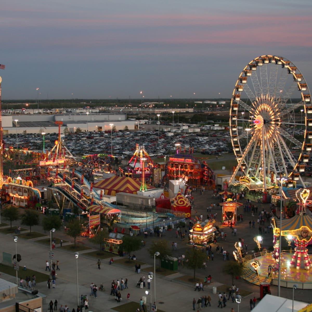 Rodeo Houston carnival
