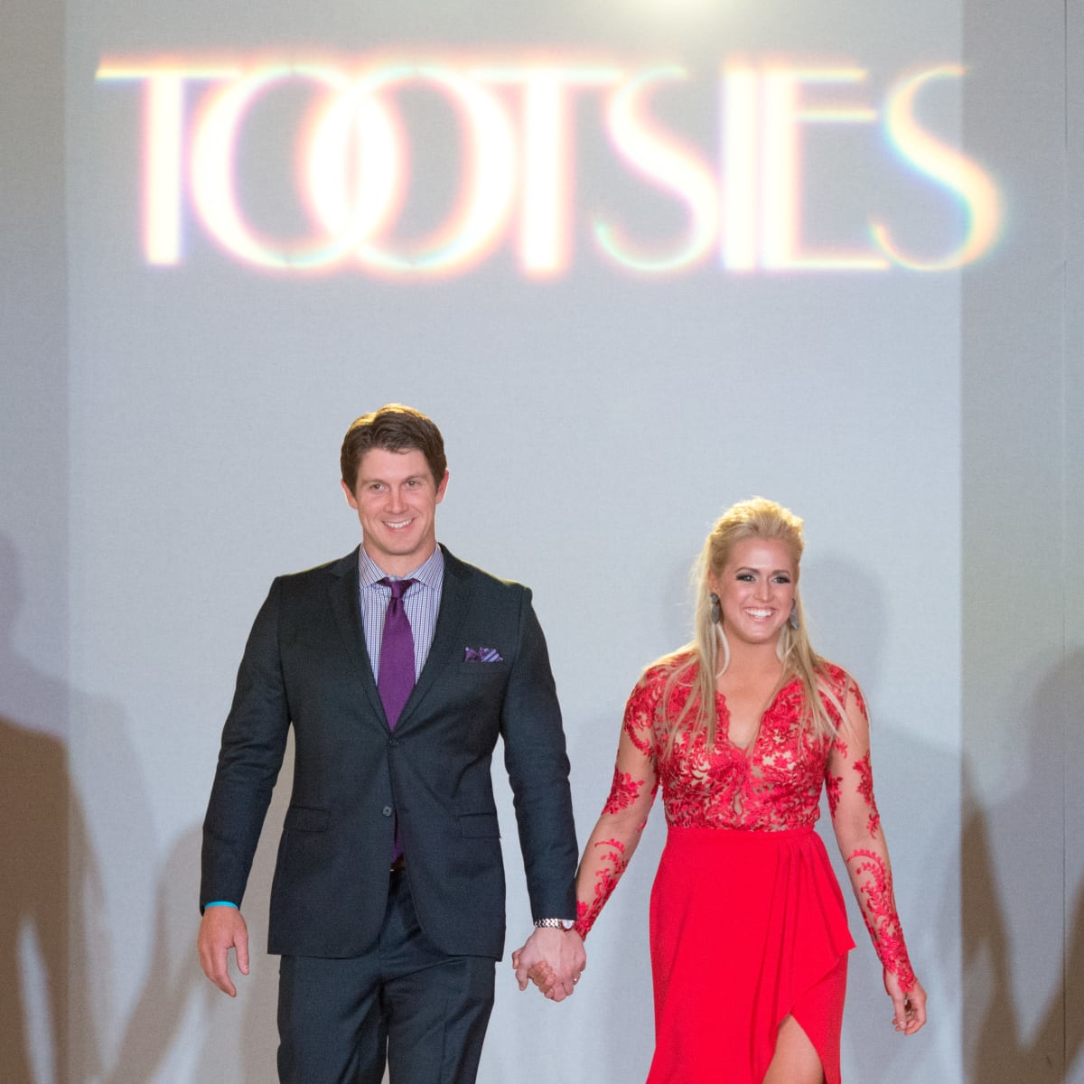 Tootsies Love's In Fashion, Feb. 2016,Garrett Graham, Ericka Graham