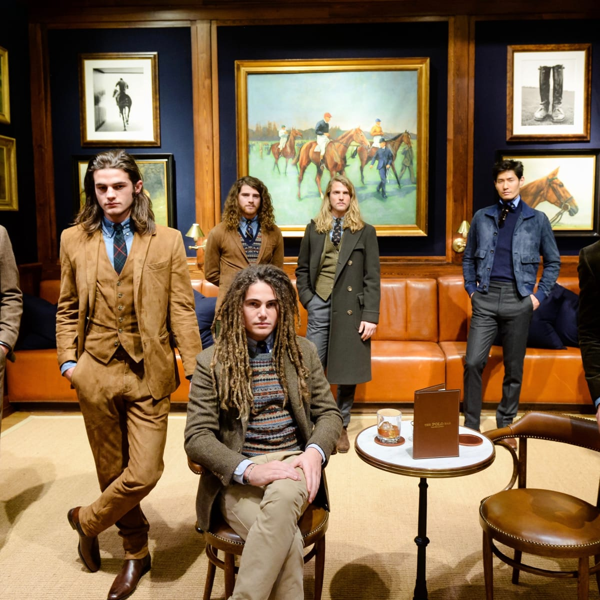 Polo Ralph Lauren fall 2016 mens
