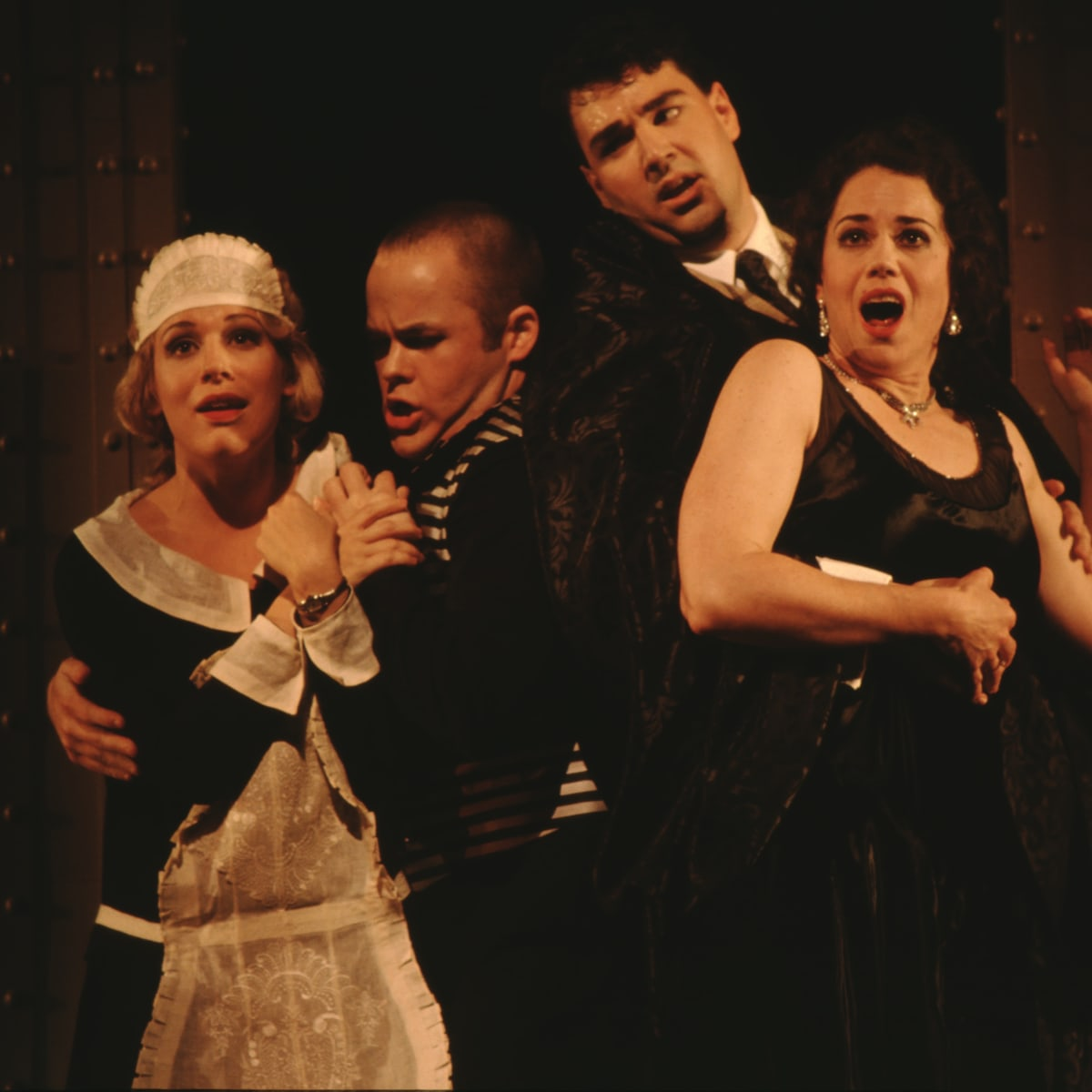 Houston Grand Opera The Abduction from the Seraglio