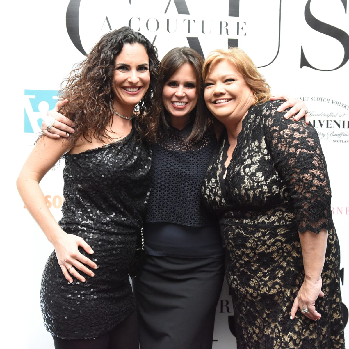 A Couture Cause Jen Berko, Missy Belllinger, Stephanie White