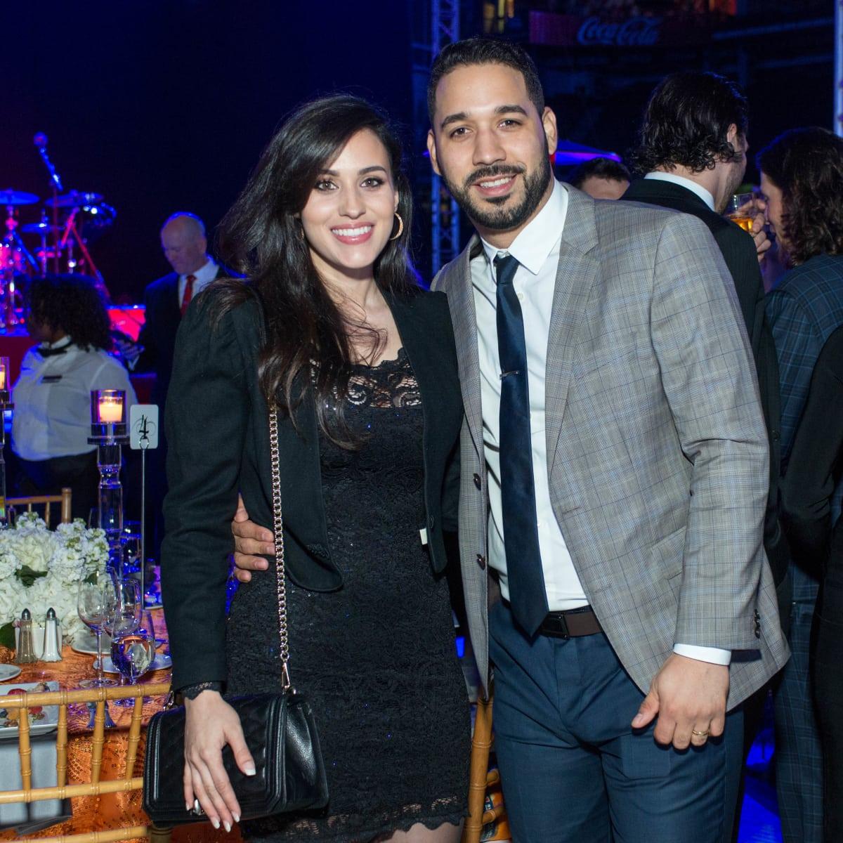 Astros Diamond Gala, Jan. 2016, : Noel & Marwin González*