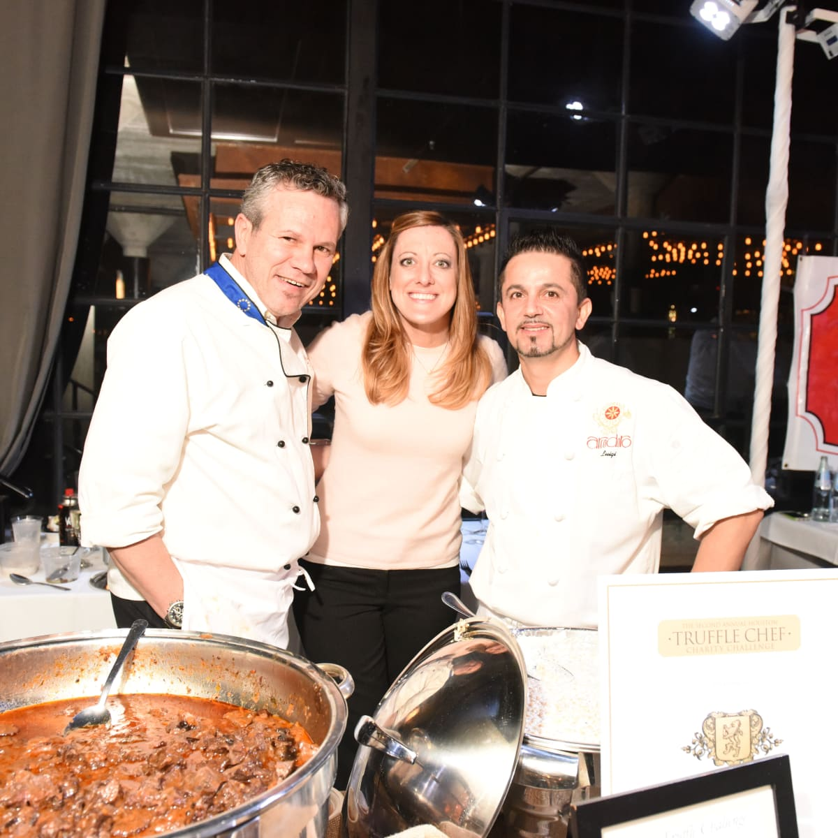 News, Truffle Chef Challenge, chef Efisio Farris