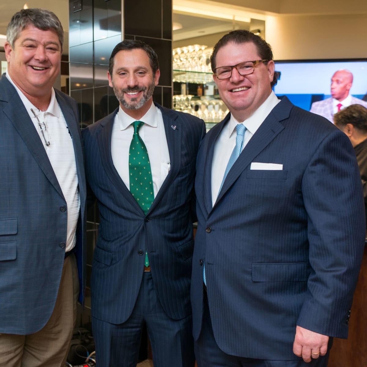 News, IW Marks Rolex Event, Dec. 2015, David Bailiff, Brad Marks, Paul Doyle