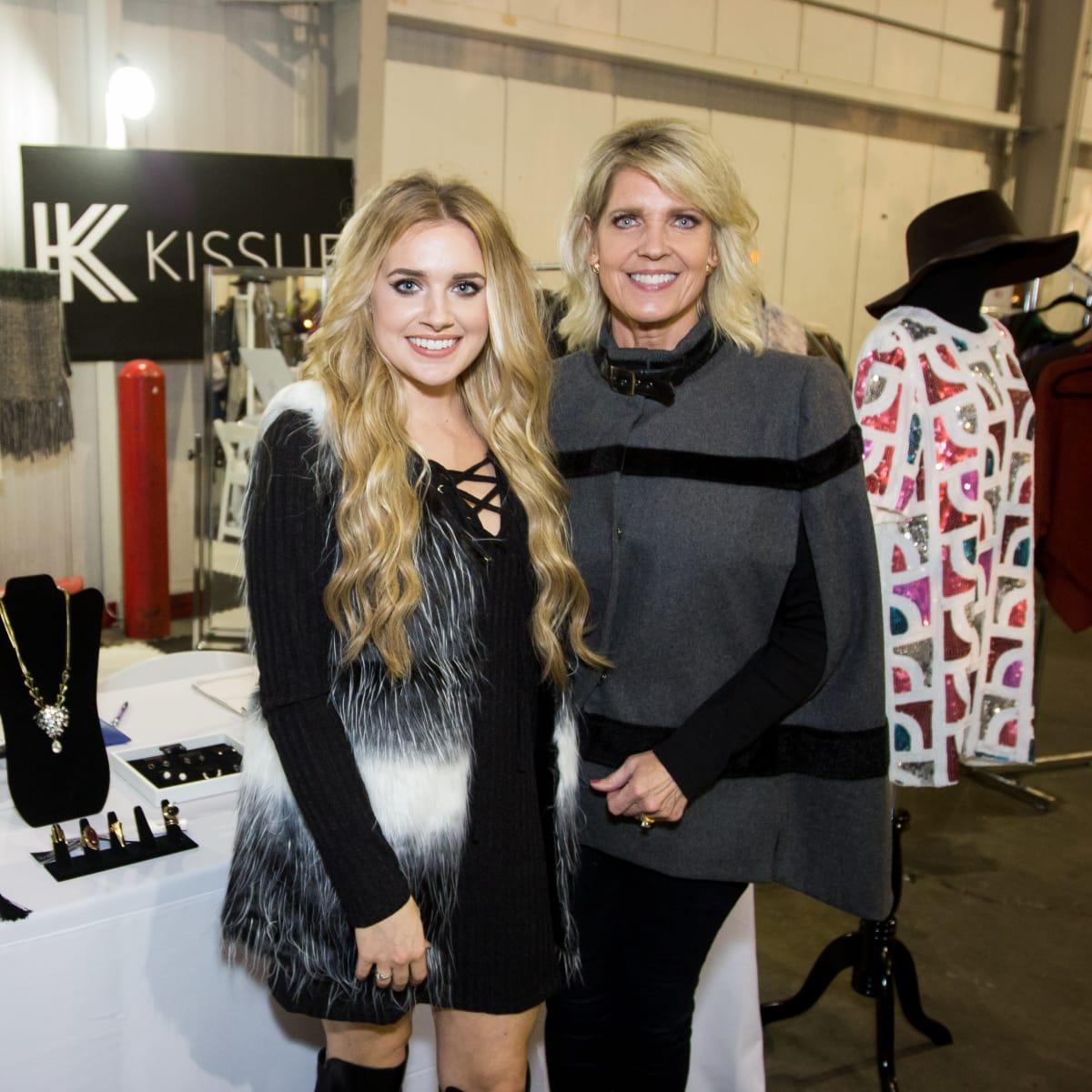 News, CM Holiday Pop-Up Shop , Dec. 2015, Kailey McCollum (owner/co-founder), Bridget Tissue