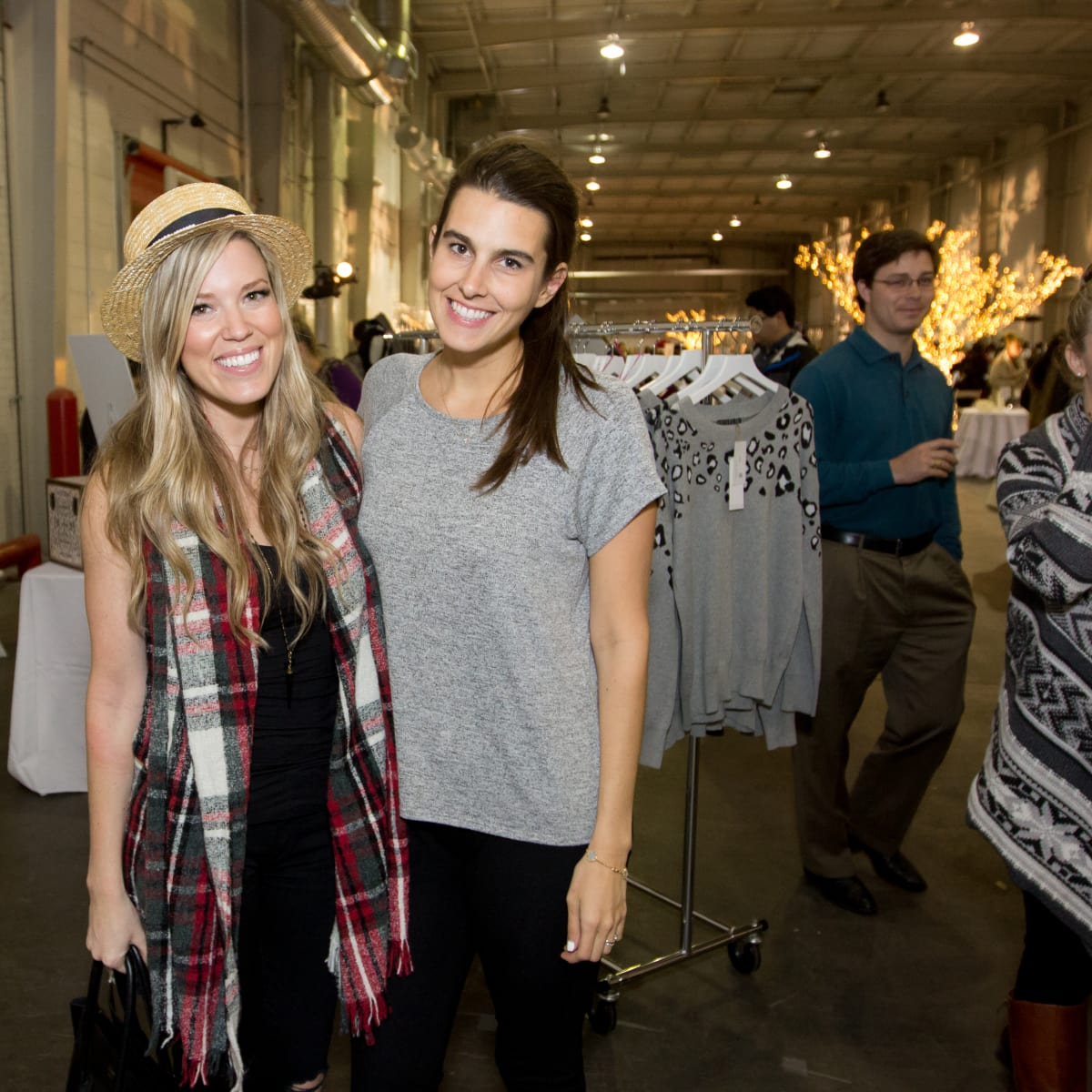 News, CM Holiday Pop-Up Shop, Dec. 2015, Holly Alvis, Katherine Hamilton