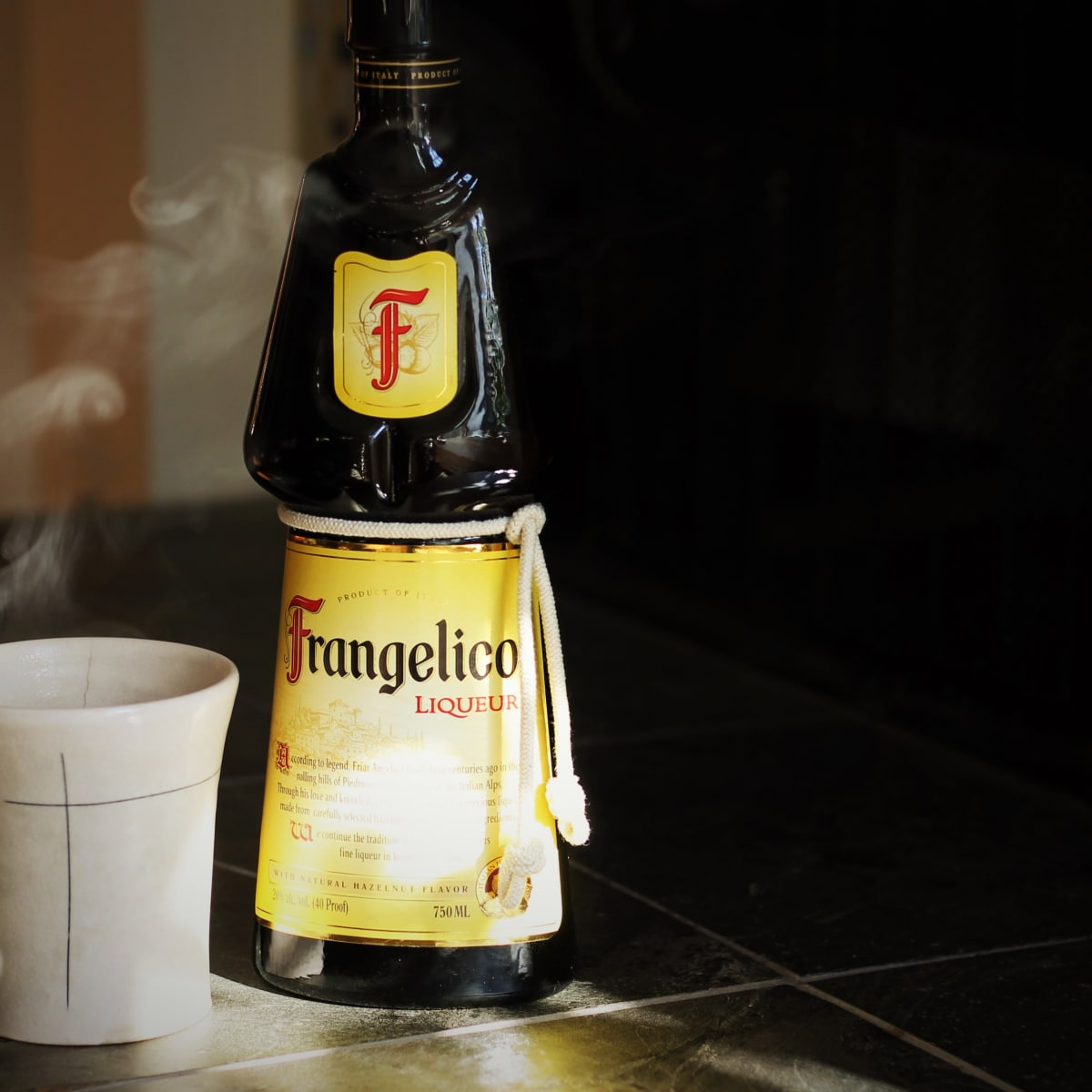 Frangelico coffee