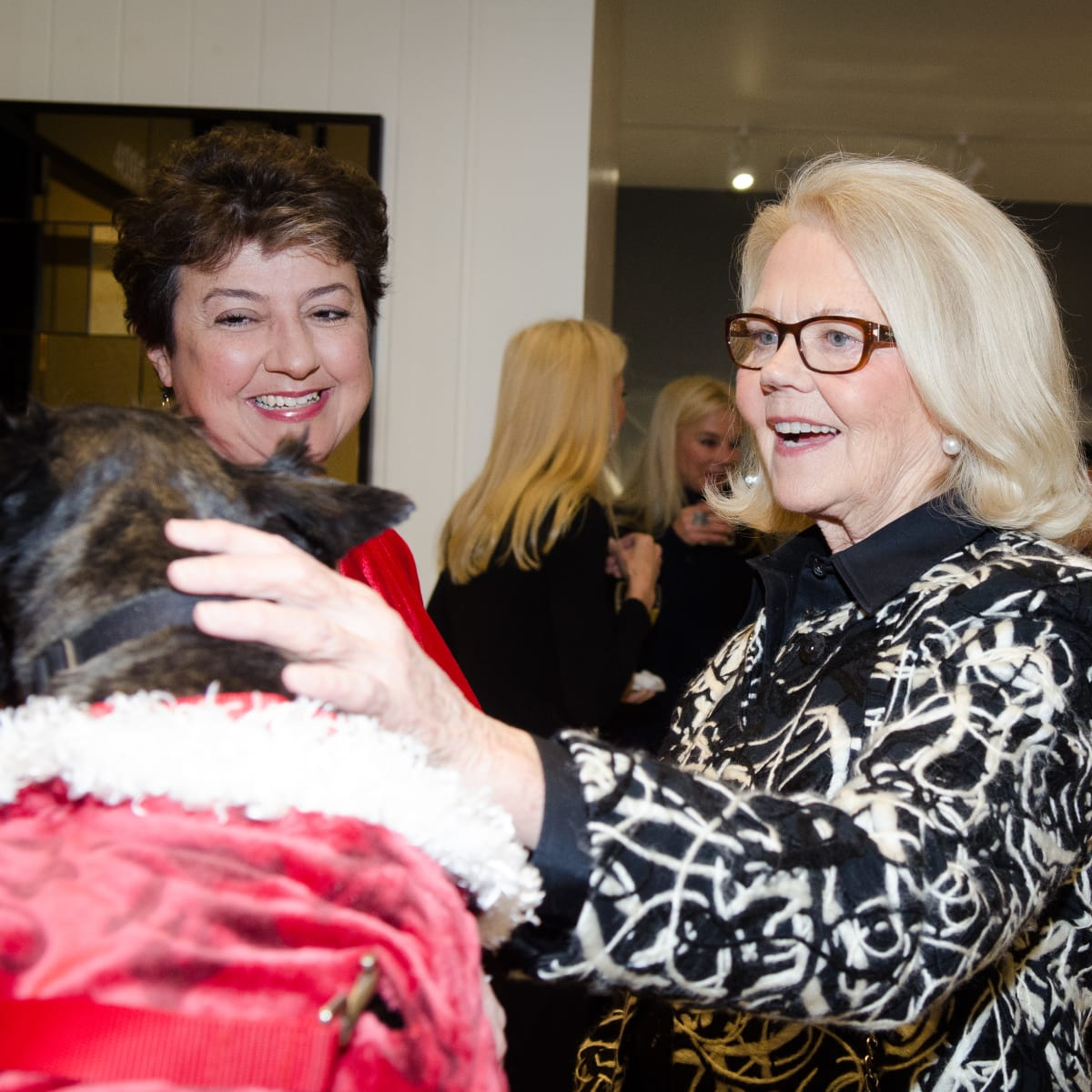 News, PetSet Gifting, Dec. 2015 Marge Lundquist