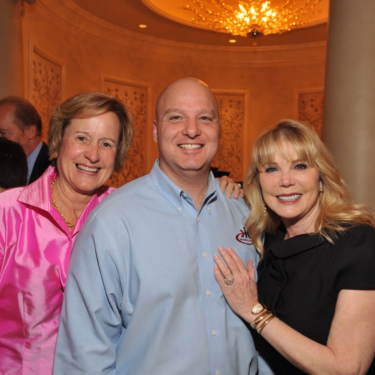 News, Kick-start gala kickoff, Dec. 2015,Lloyd Ford, John Kurek, Brenda Love