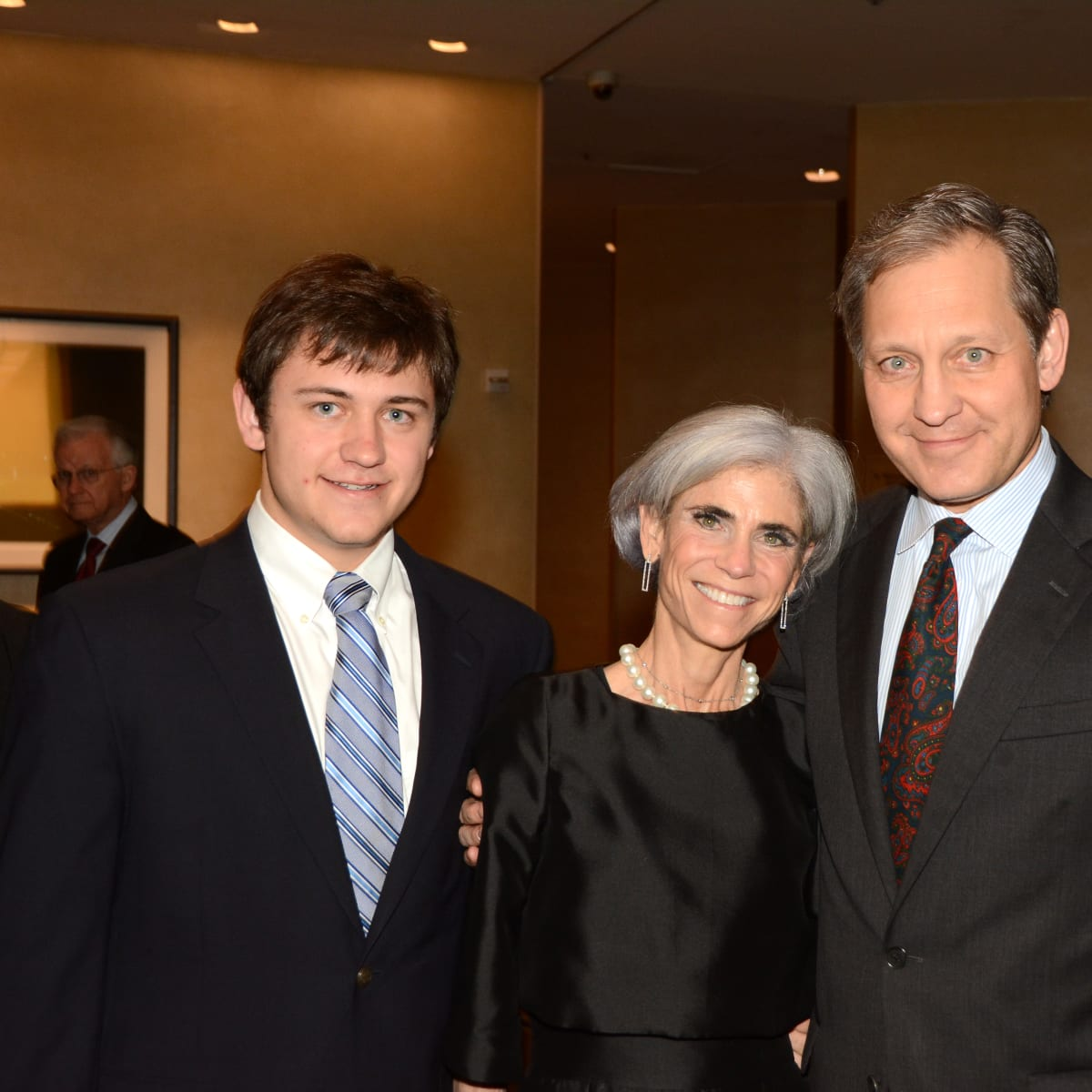 News, Houston Treasures, Dec. 2015, Jake Nyquist, Judy Nyquist, Scott Nyquist