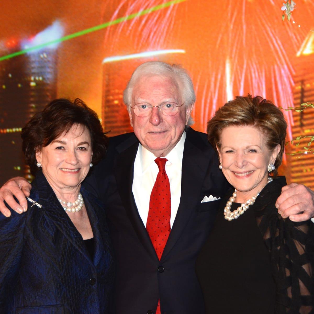 News, Houston Treasures, Dec. 2015, Linda Gayle White, Mark White, Barbara Hurwitz