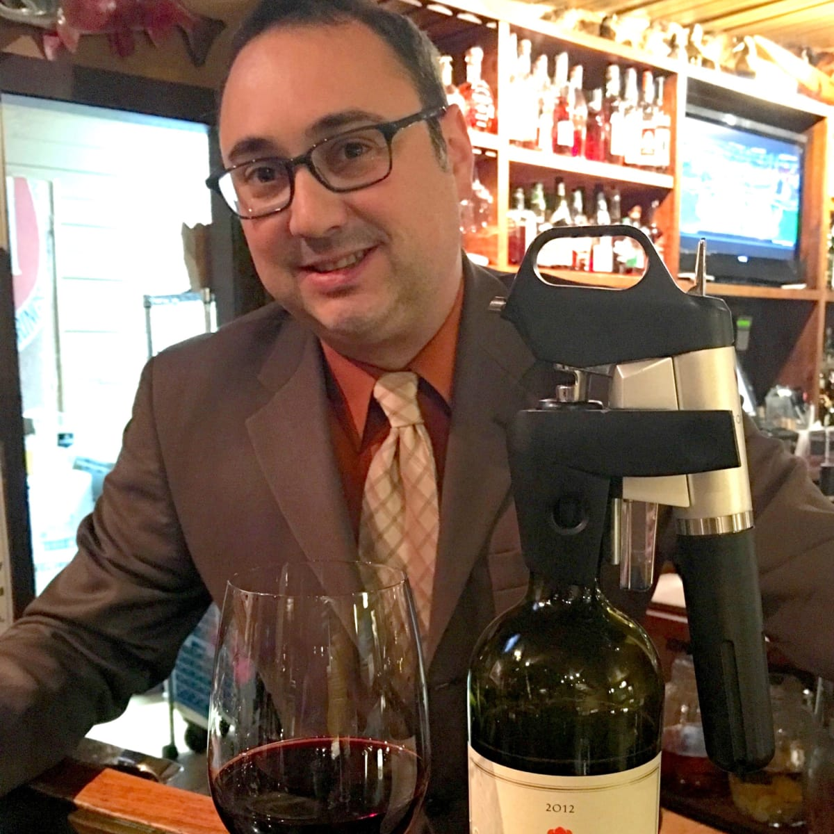 Marc Borel Rainbow Lodge Coravin