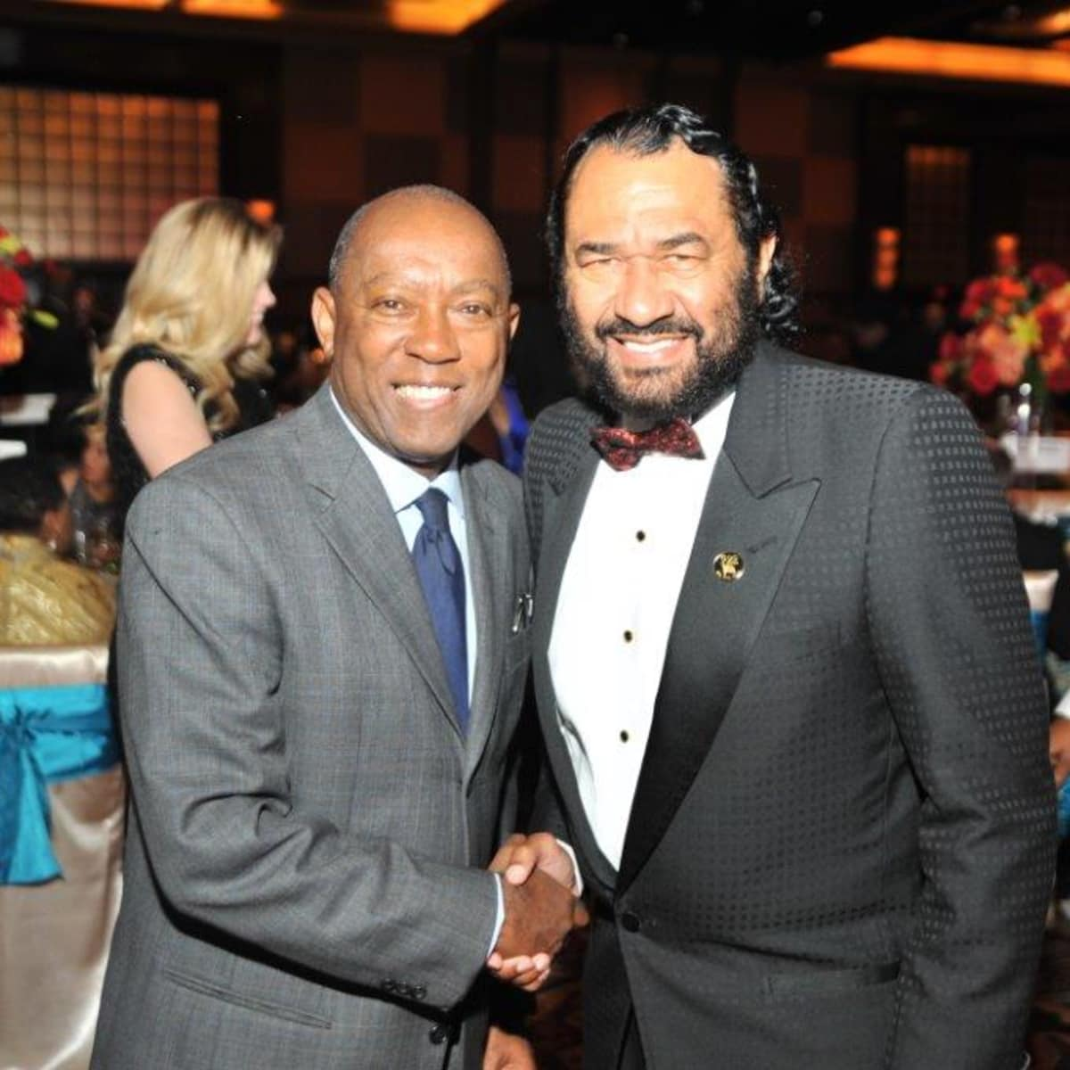 News, UNCF Gala,  Nov. 2015, Sylvester Turner, Al Green