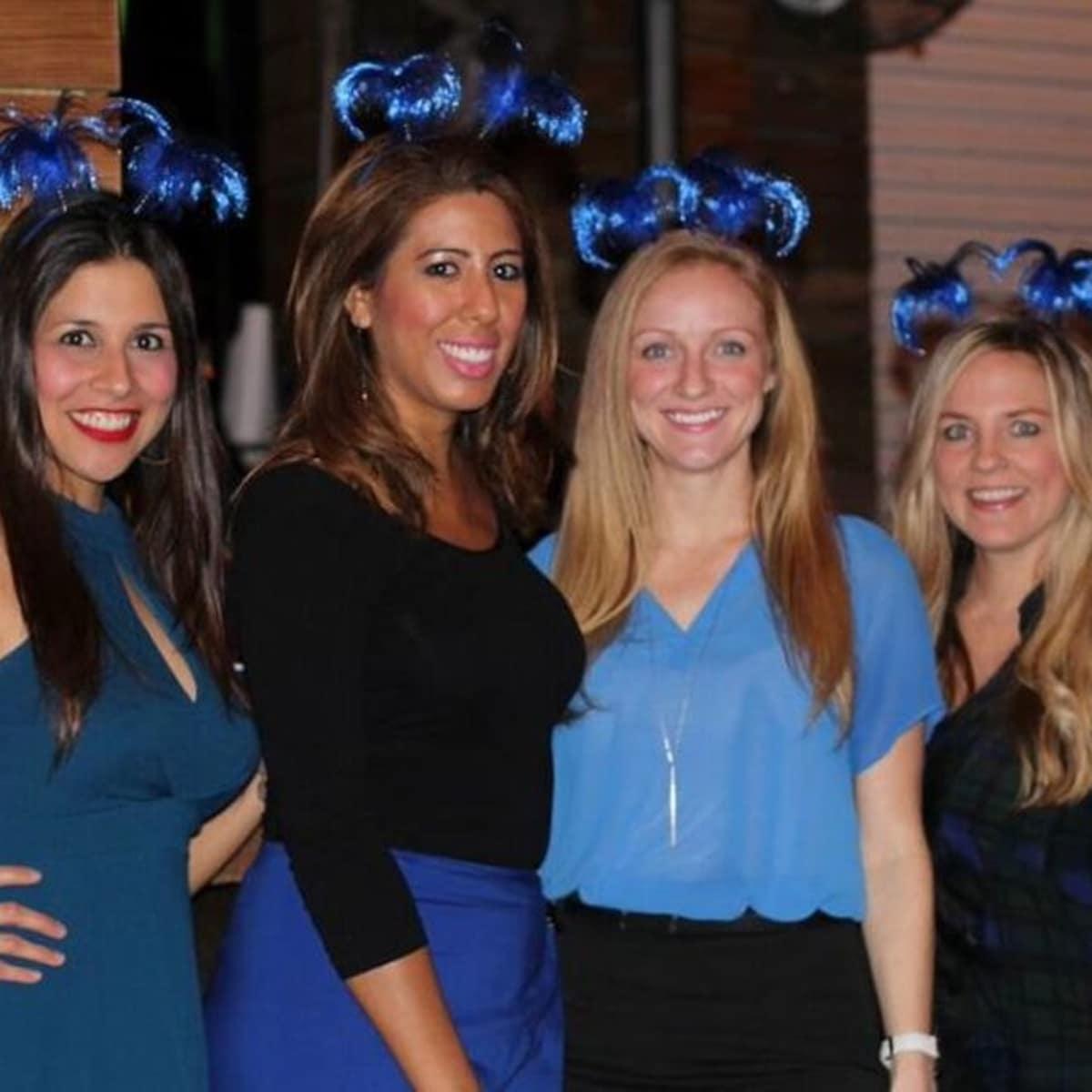 Beat the Blues Crisis Intervention Angelique Sanchez, Trini Silva, Erika Hughes, Kyleen Broxson