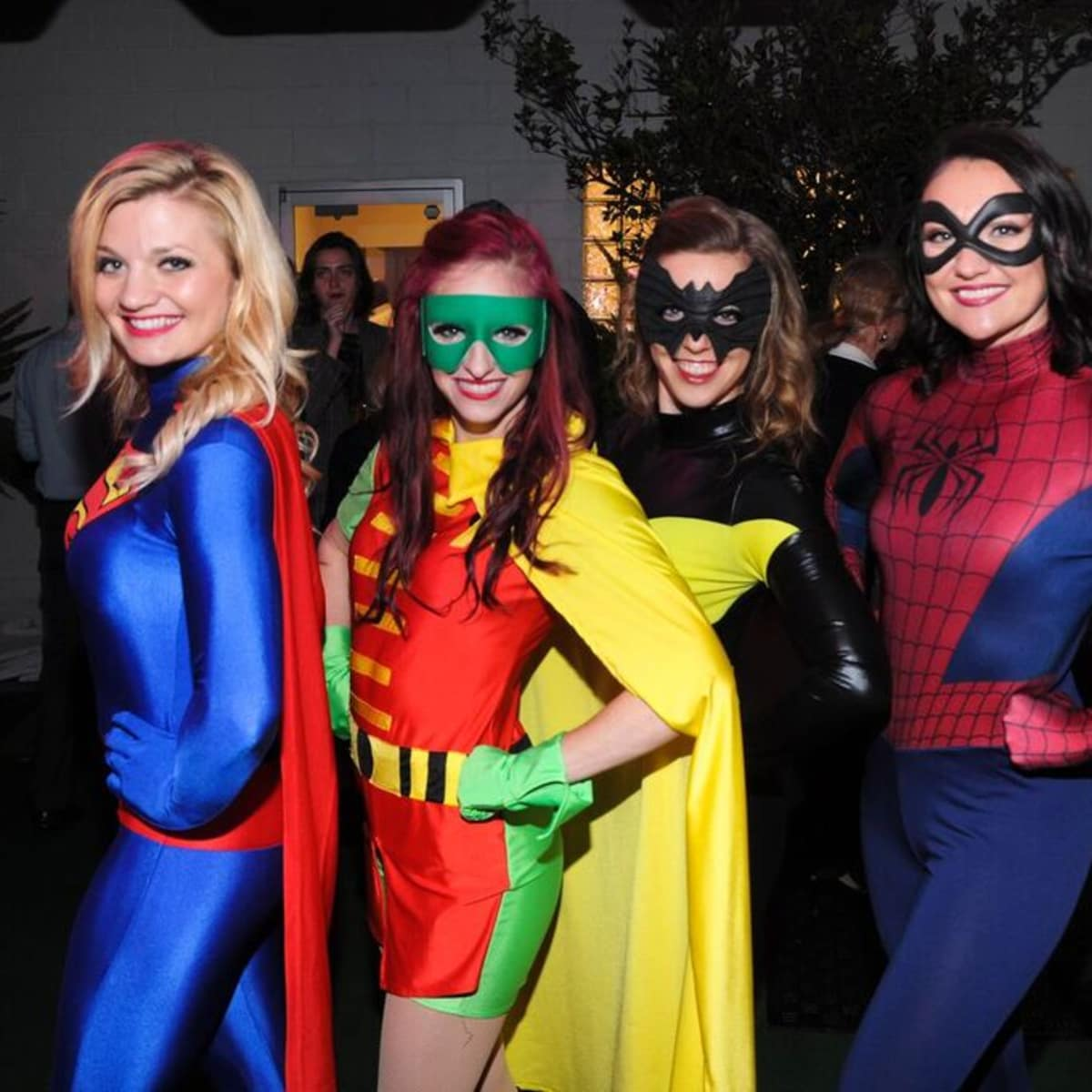 News, Cheers 4 Charity, Nov. 2015, Superheroes