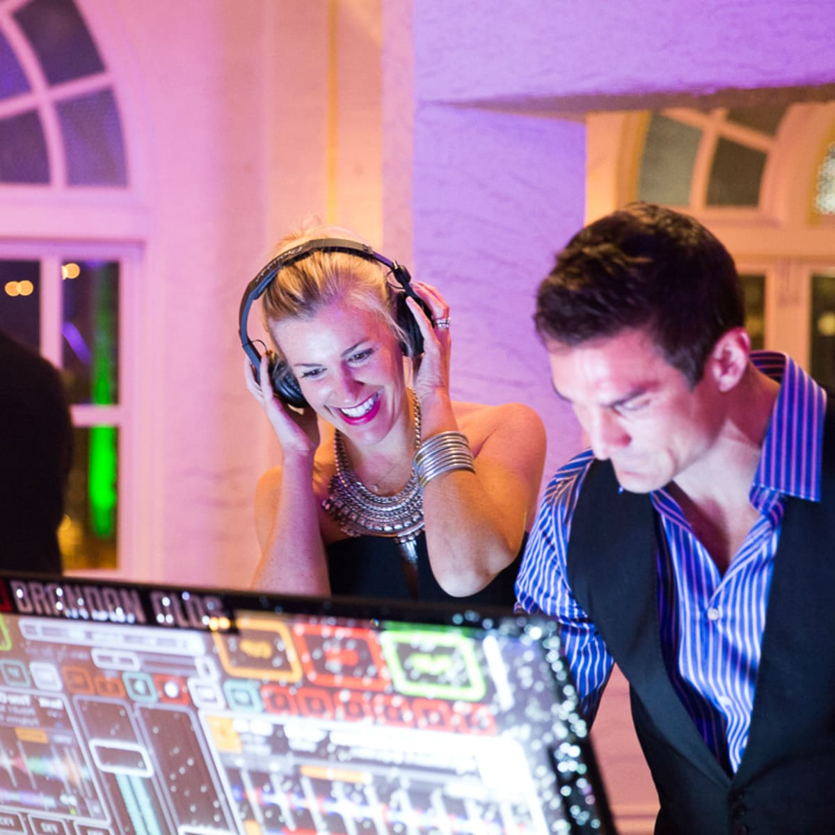 The Saint Anthony Hotel San Antonio Grand Reopening 2015 DJ Brandon Olds