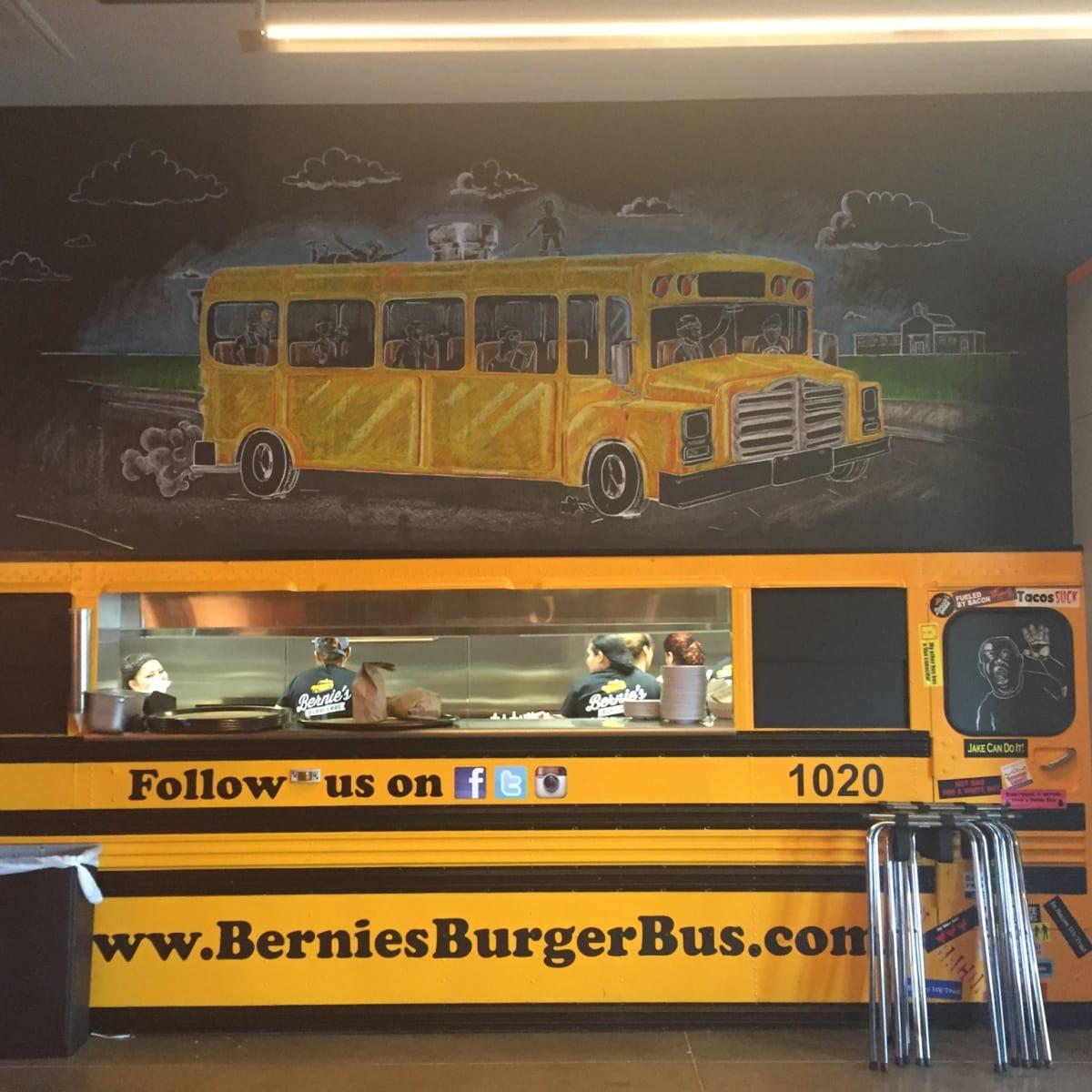 Bernie's Burger Bus Katy