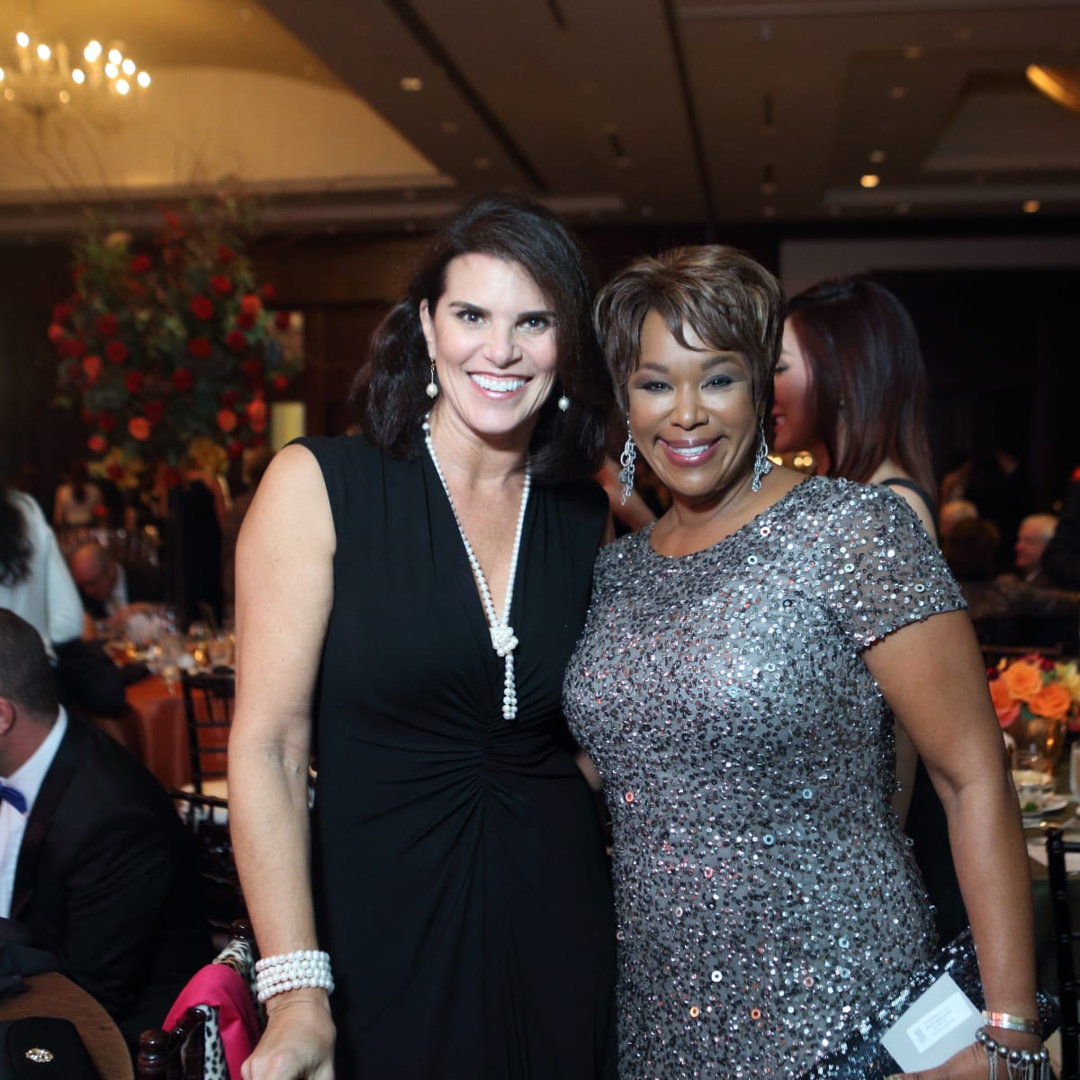 News, Shelby, Women's Home gala, Nov. 2015, Lisa Maloskey, Deborah Duncan