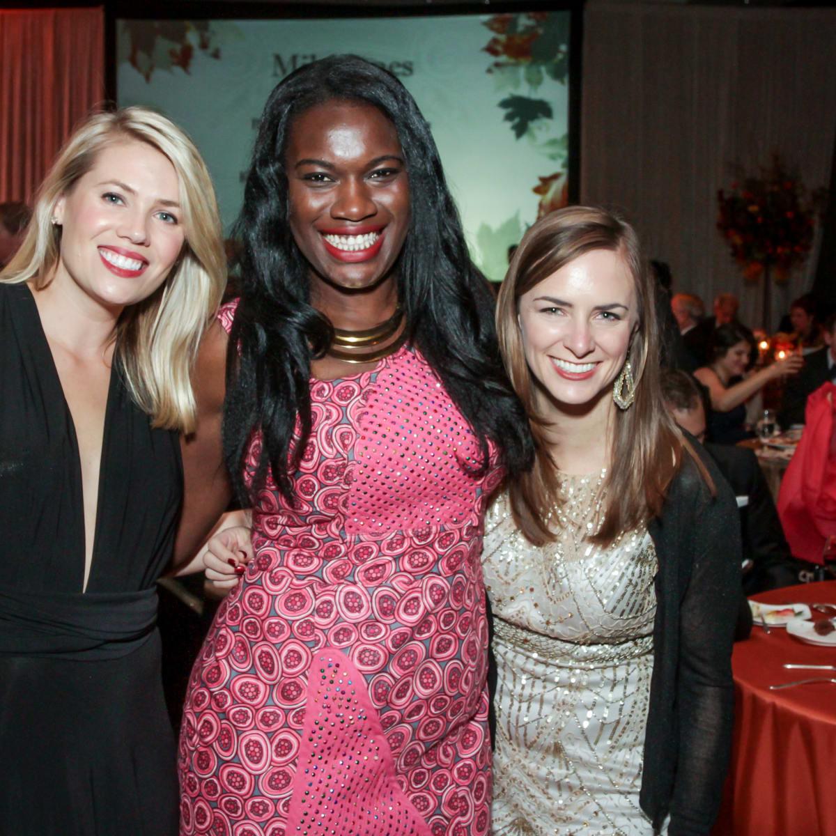 News, Shelby, Women's Home gala, Nov. 2015,  Stephanie McGraw, Yvette Owo, Meaghan Yorro