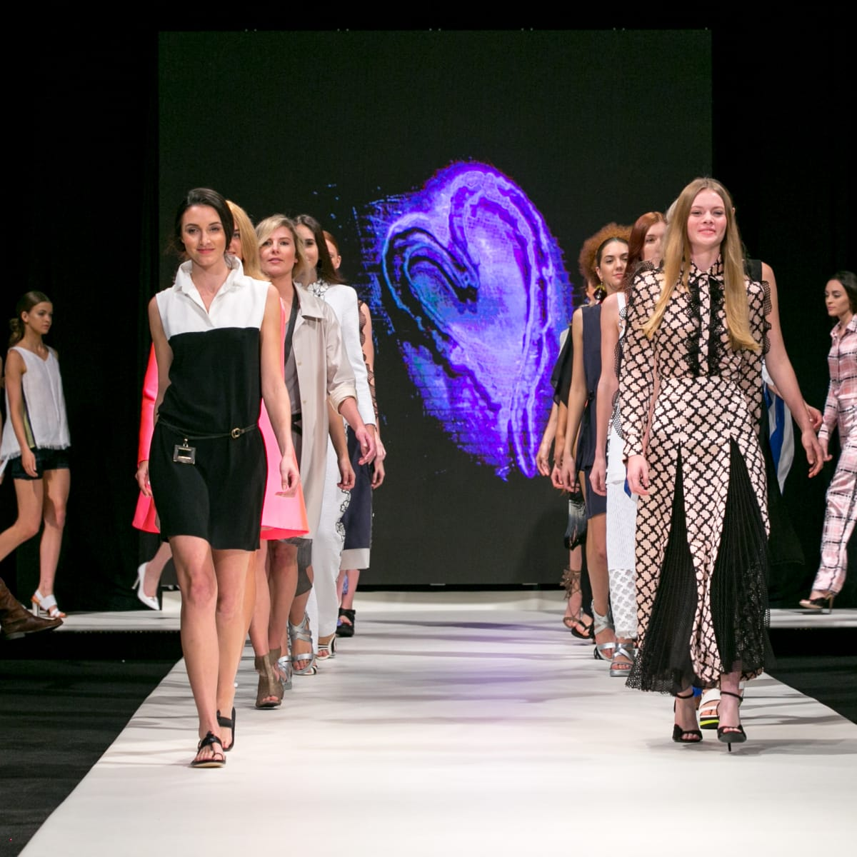 Heart of Fashion runway show final night