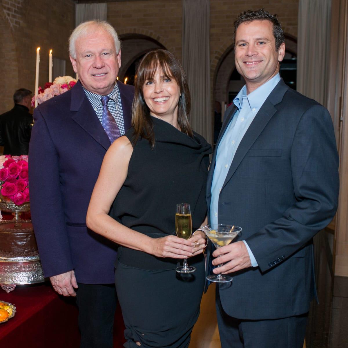 News, Shelby, Dolce & Gabbana dinner, Nov. 2015, John Thrash, Marnie Greenwood, Terence Liff