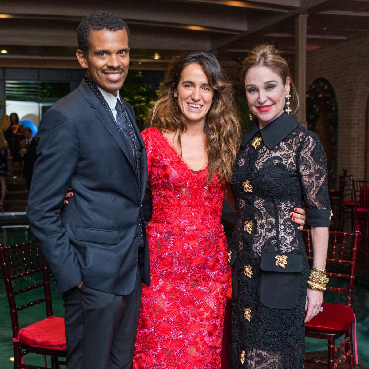 News, Shelby, Dolce & Gabbana dinner, Nov. 2015, NTK, Coco Brandolini, Becca Cason Thrash