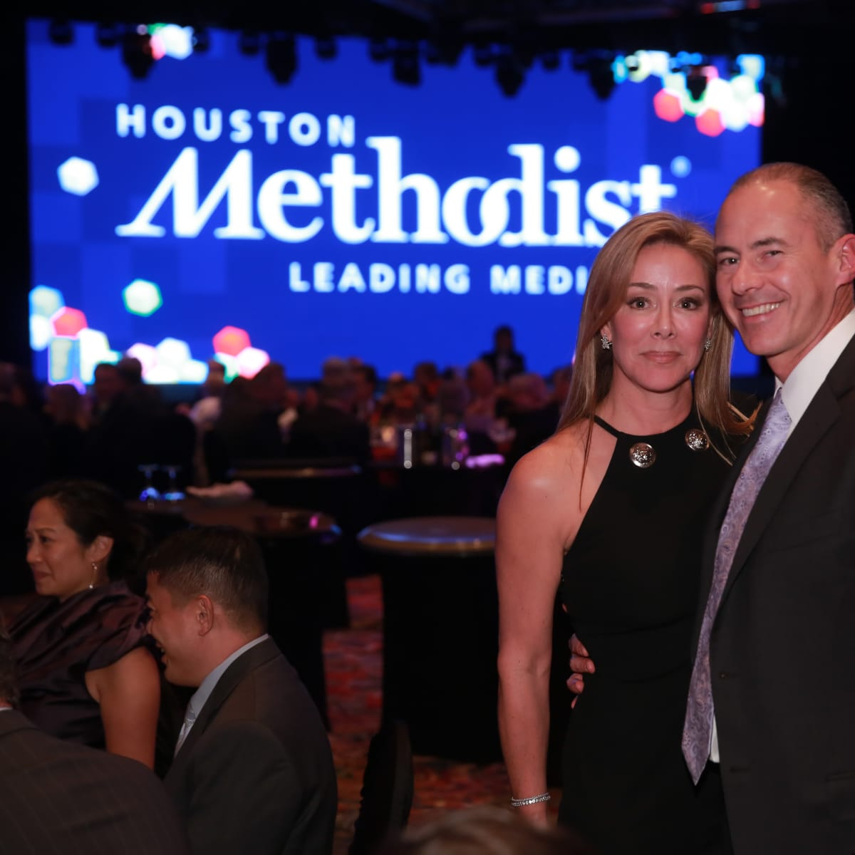 News, Shelby, Rendezvous with Houston Methodist, Nov. 2015, Claudia Contreras, Roberto Contreras
