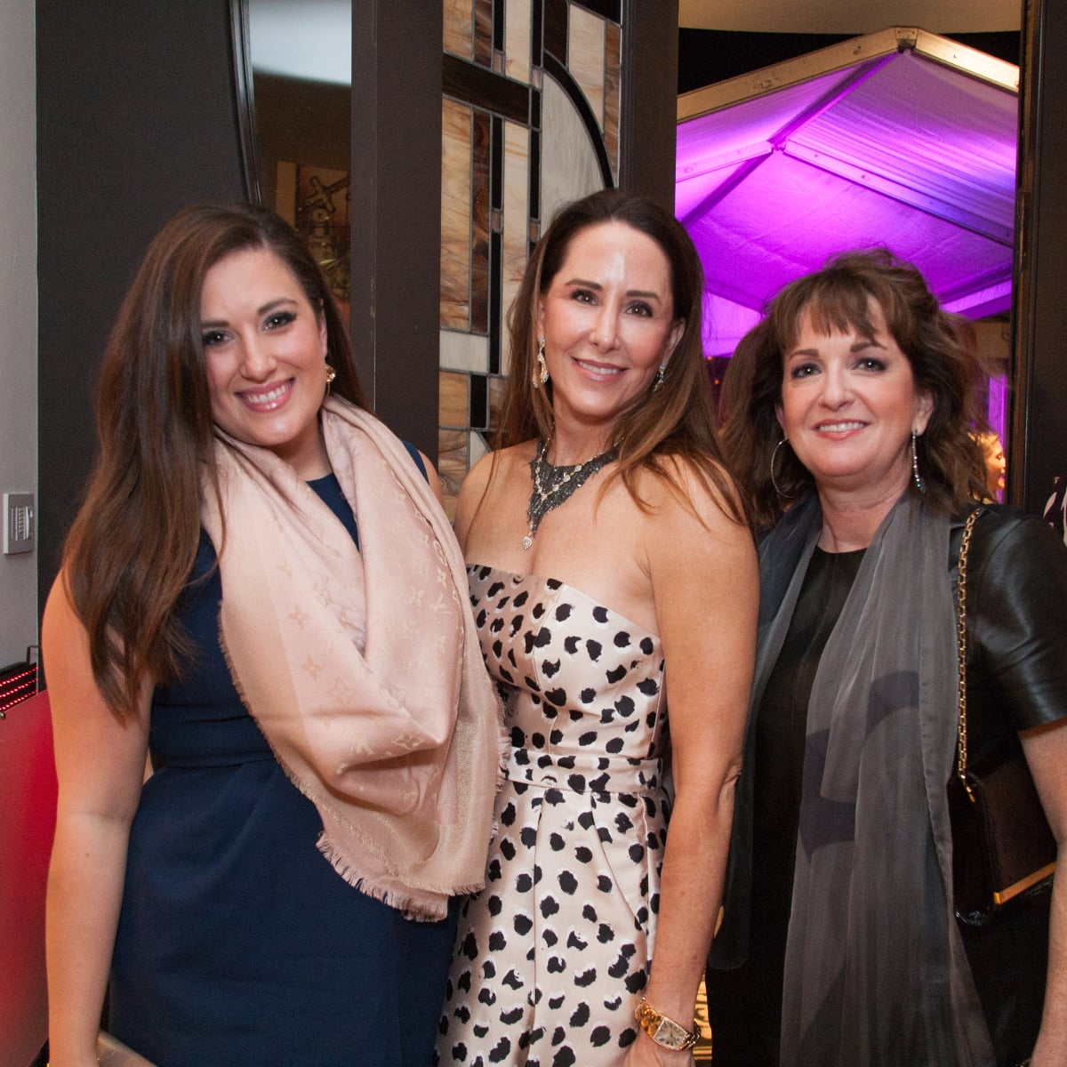 News, Shelby, CAMH Another Great Night, Nov. 2015, Brittany Rose, Liz Glanville, Patricia Smith