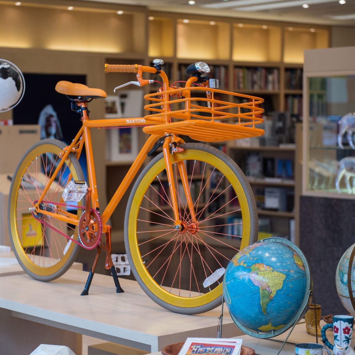 Museum of Fine Arts, Houston gift shop Marton bicycle