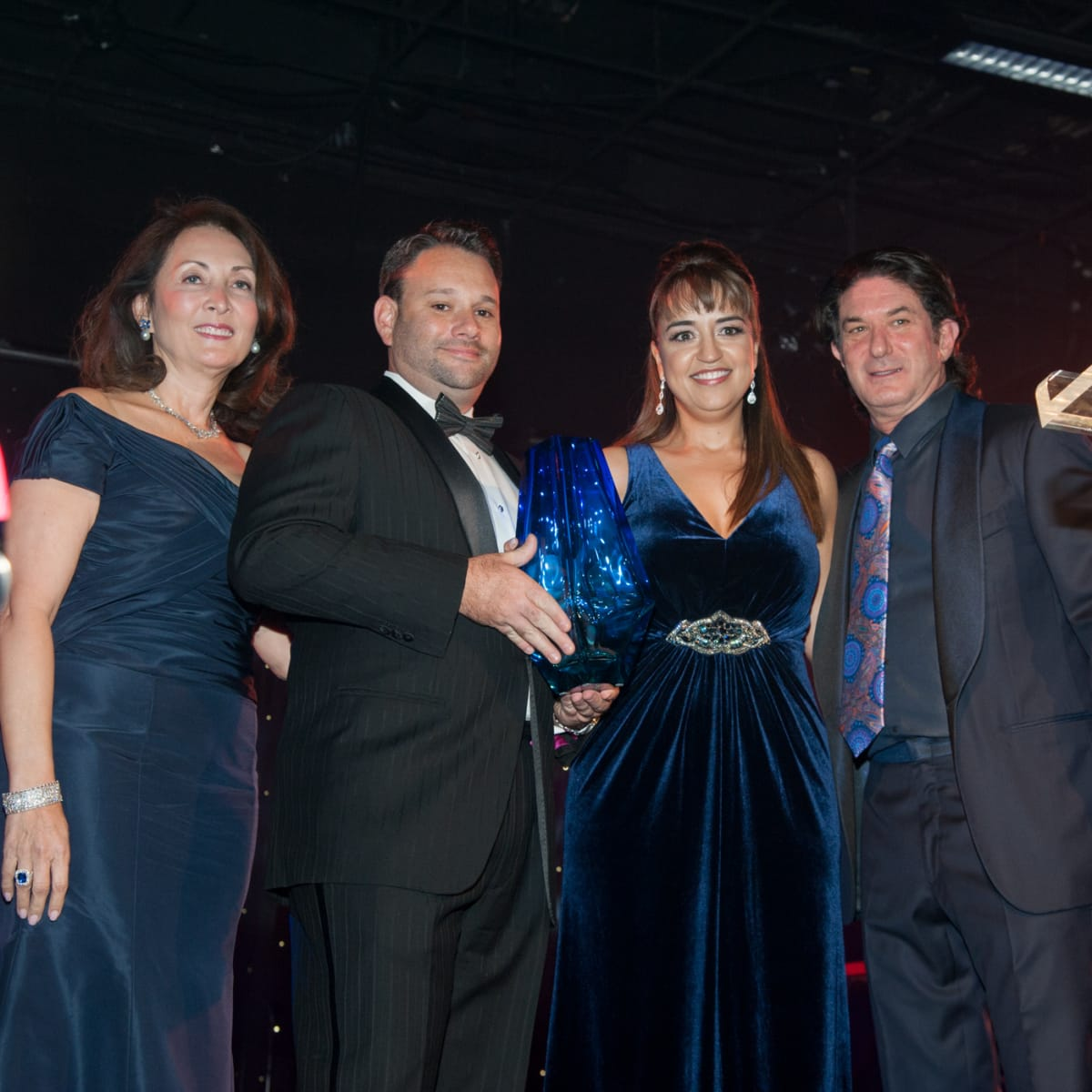 News, Shelby, Houston Children's Charity gala, NOv. 2015, Penny Loyd, Tommy Kuranoff (Momentum BMW Southwest), Maria Moncada-Alaoui (BMW of West Houston) & Gary Becker