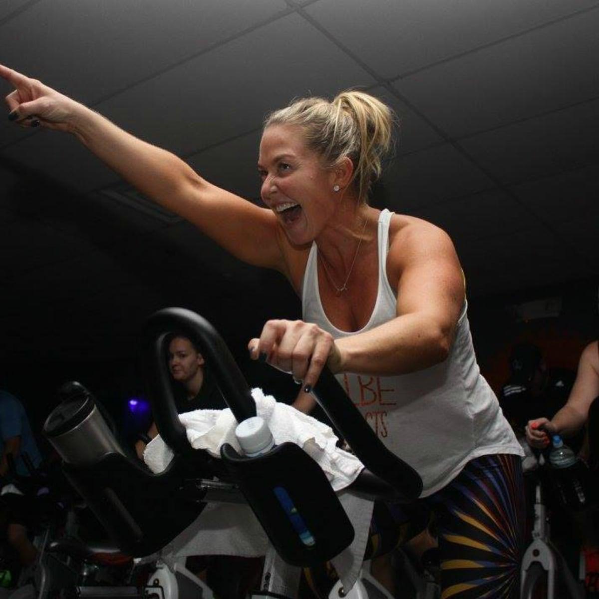 JoyRide Cycling Studio indoor bike cycle instructor 2015