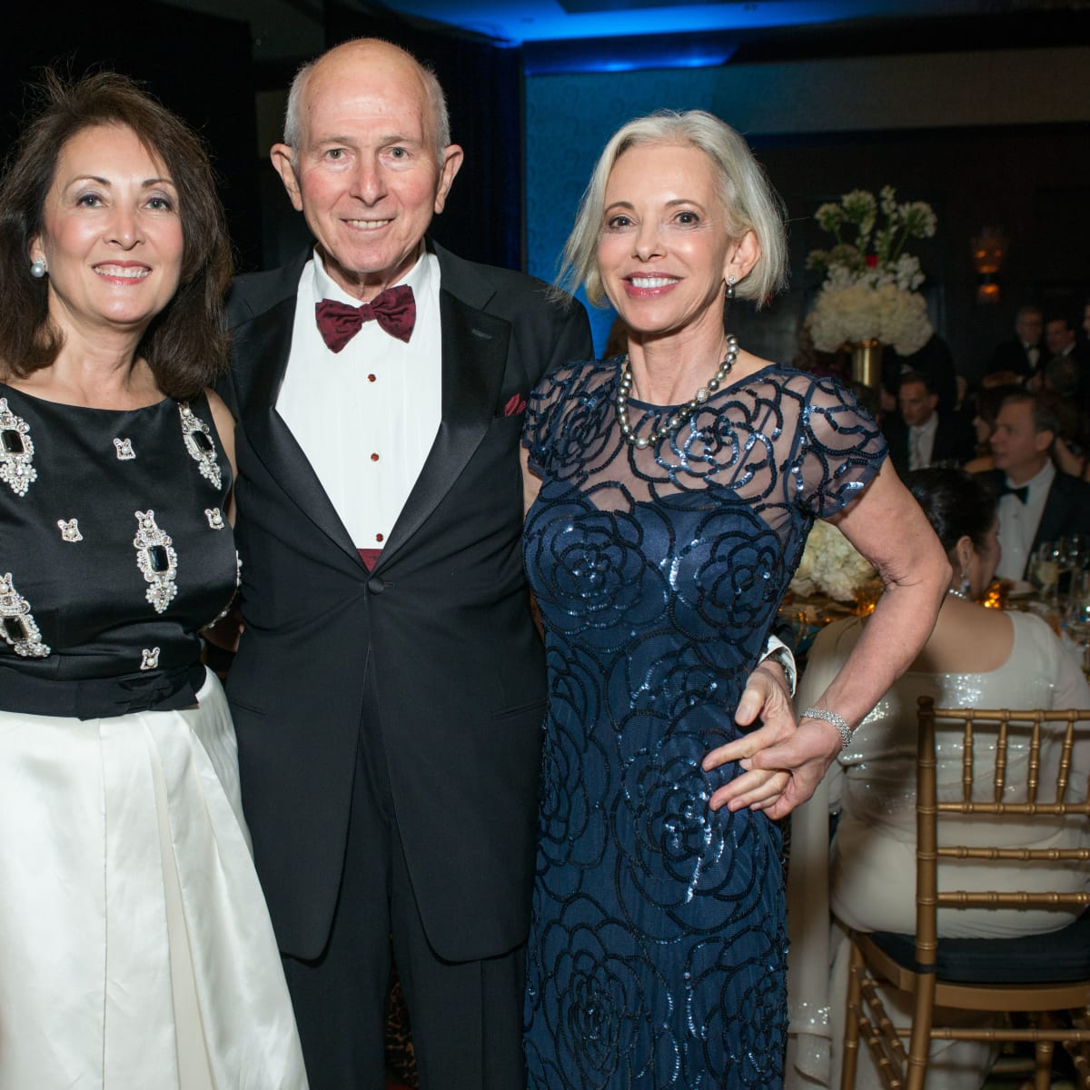 News, Shelby, UNICEF gala, Nov. 2015, Penny Loyd, Dr. Alex Dell, Doreen Pinnell