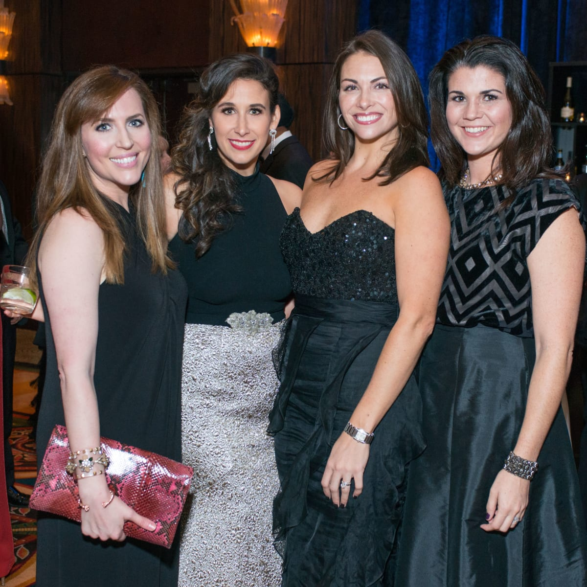 News, Shelby, UNICEF gala, Nov. 2015,  Mary Patton, Rachel Solar, Beth Zdeblick, Candice Mullervy