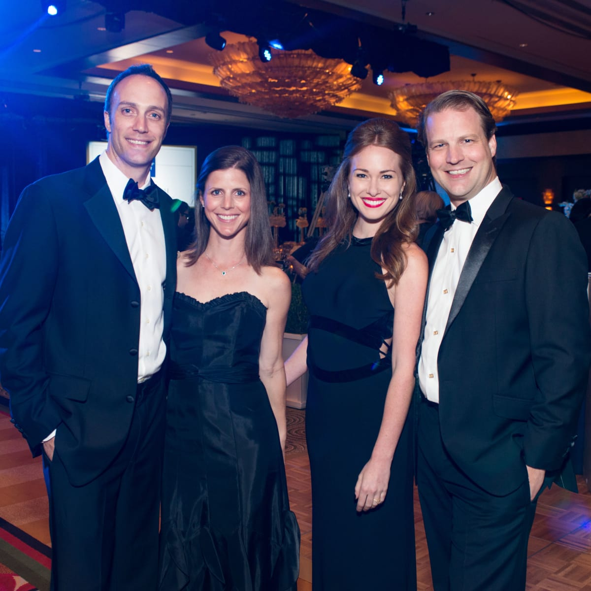 News, Shelby, UNICEF gala, Nov. 2015,  Morgan & Ede Booth, Kelly Frye, Ed Tinsley