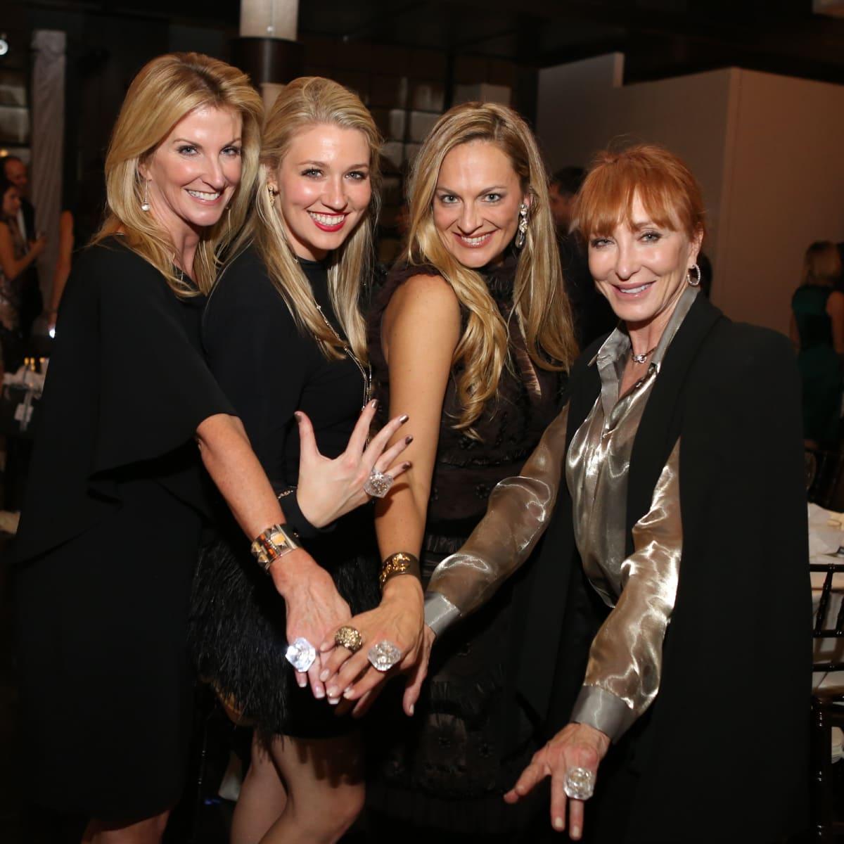 News, Shelby, Catwalk for a Cure, Nov. 2015, Kim Moody, Christina Stith, Rachel Ragen, Marty Finger
